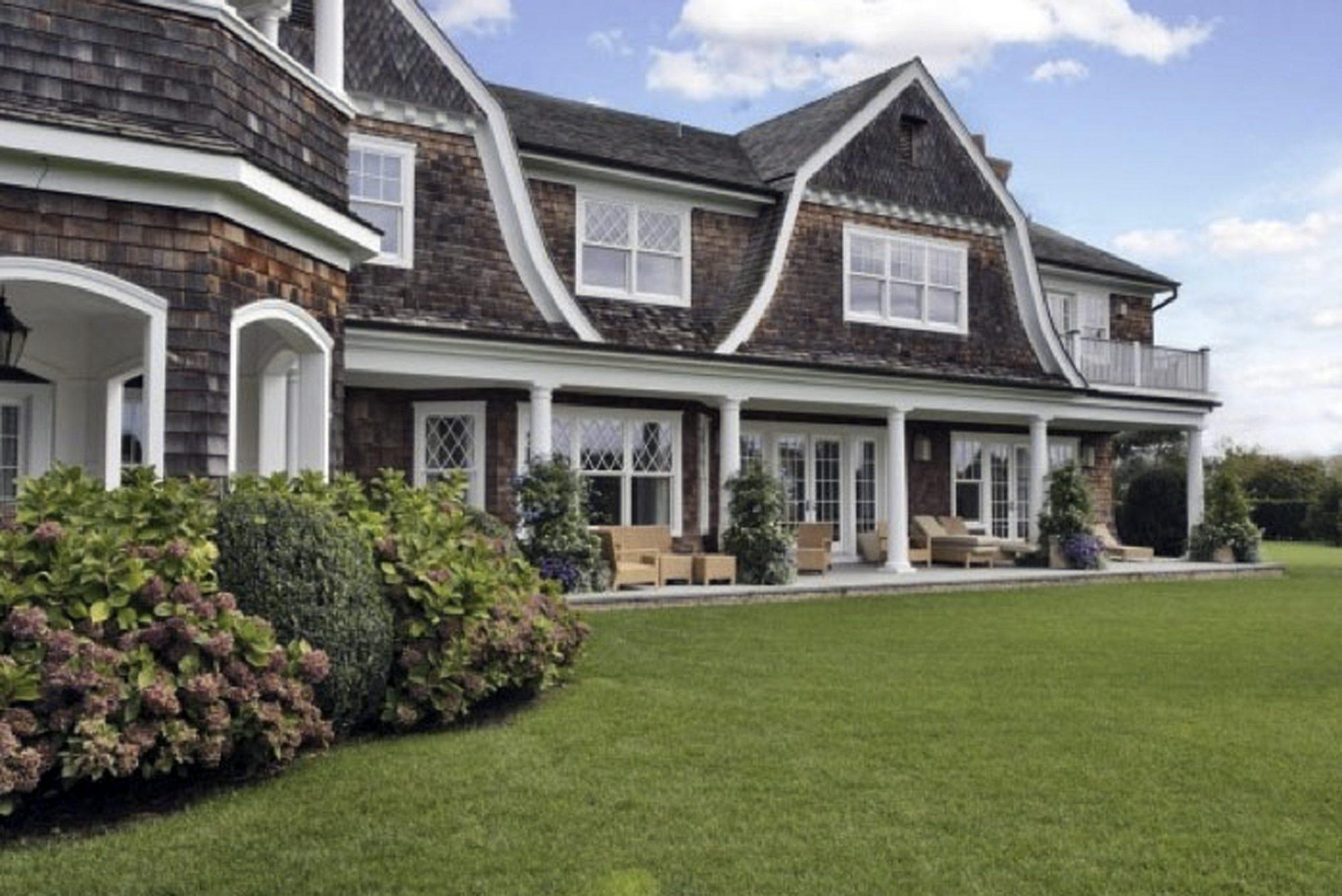 Casa de Jennifer López en Los Hamptons