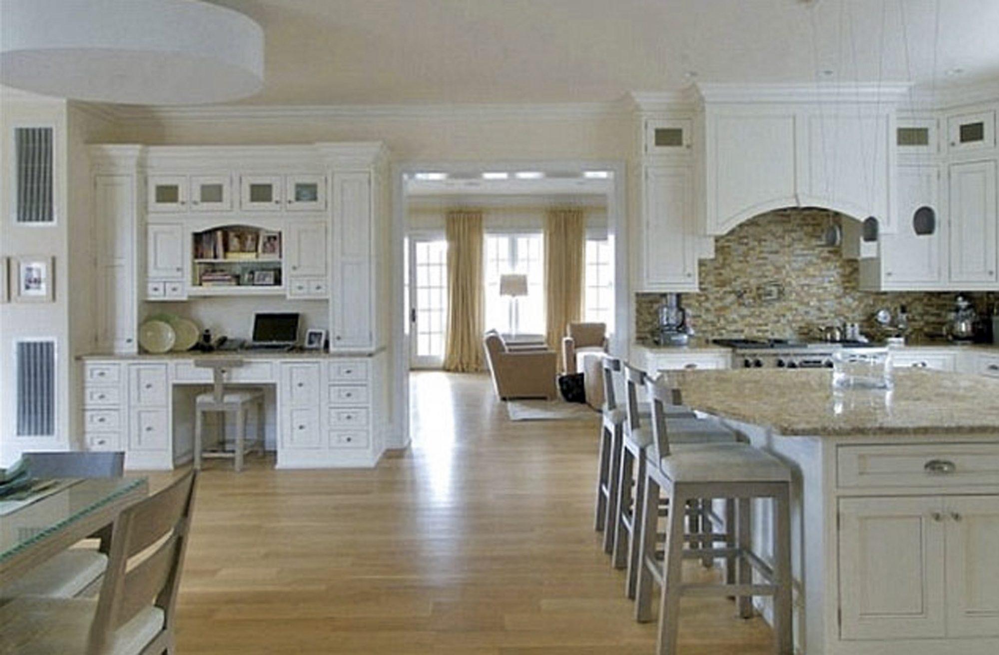 Jennifer López mansión en Los Hamptons-cocina