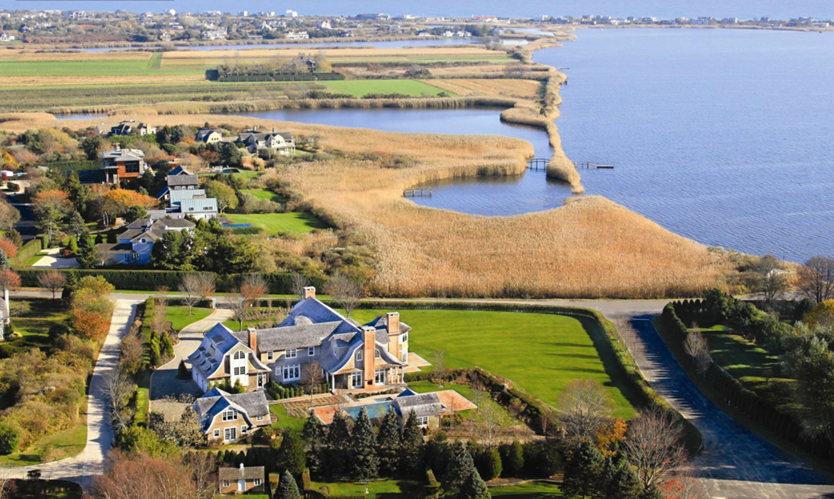 Casa de Jennifer López en Water Mill, NY -Los Hamptons