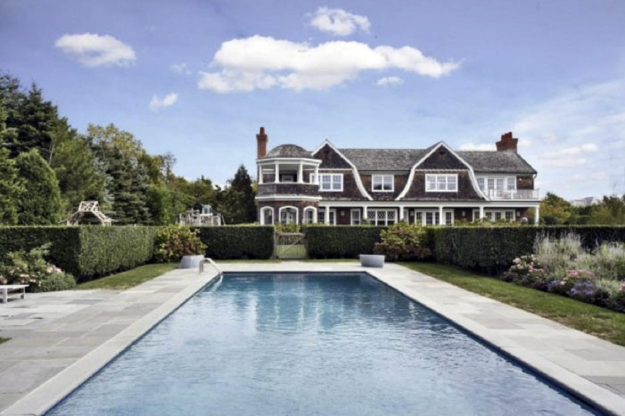 Jennifer López mansión en Los Hamptons