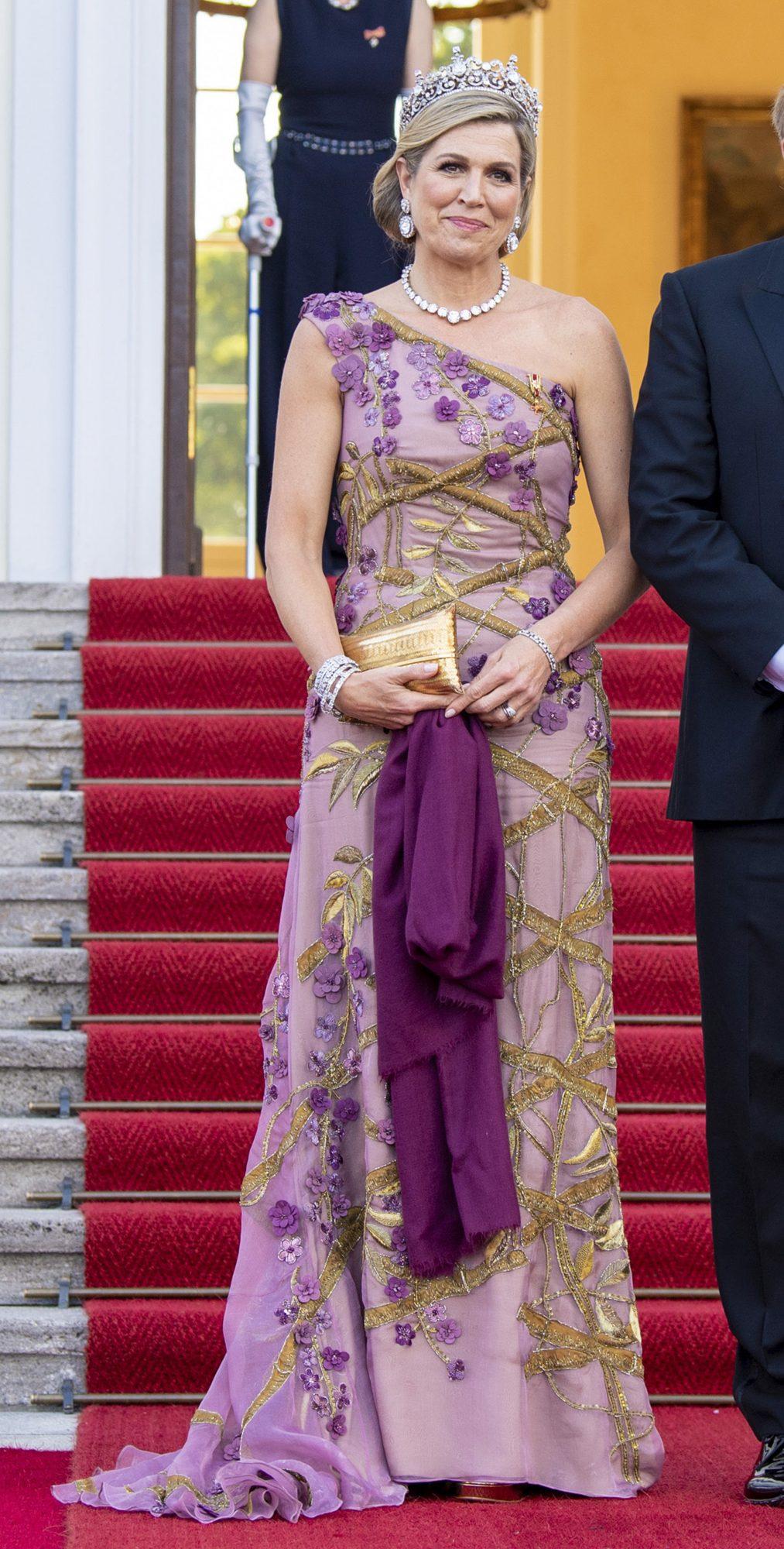 Reina Maxima de Holanda, Alemania