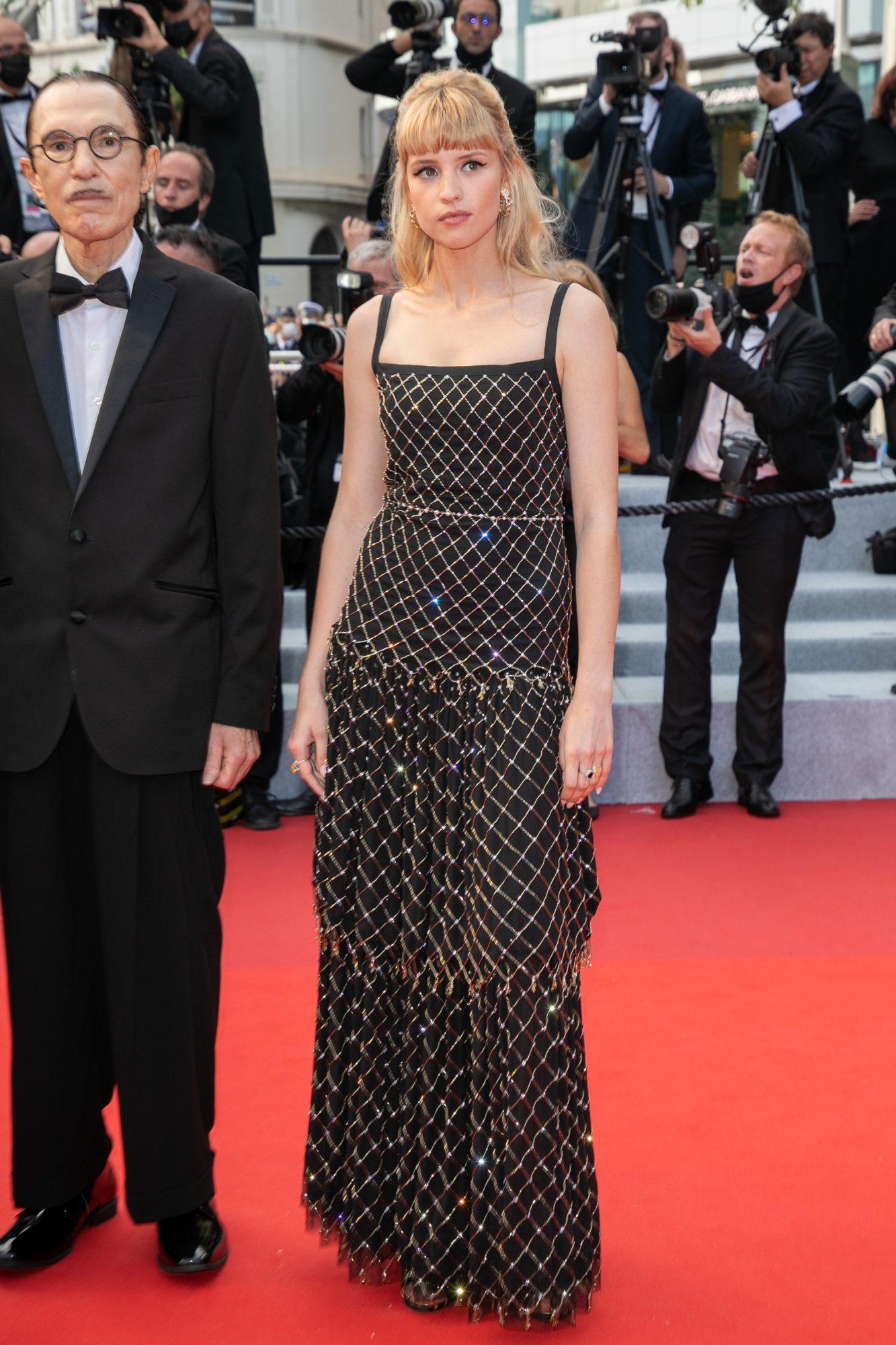 Festival de cine de Cannes alfombra roja