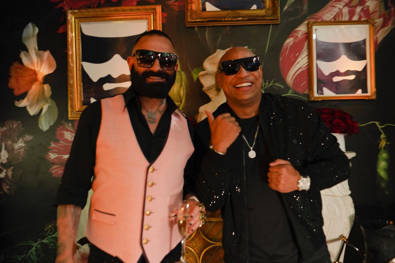 Reggaeton Royalty Celebrate Roman Jones's Birthday