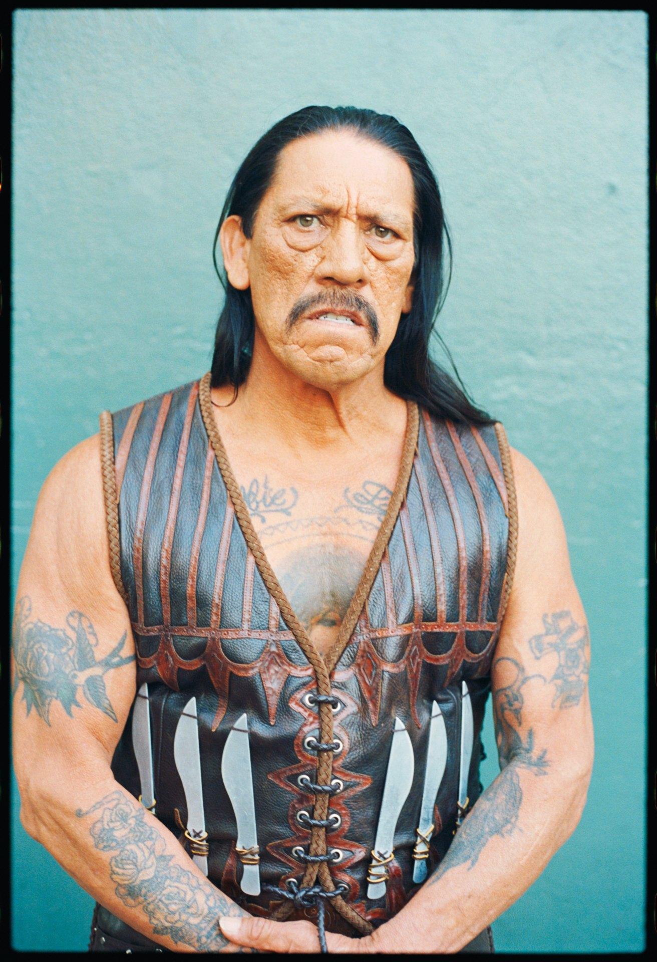 """Danny Trejo """"Machete"""""""