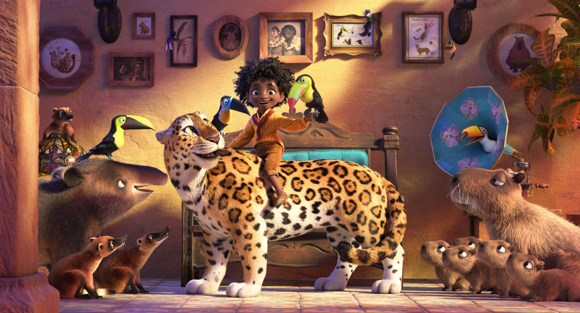 Disney trailer cinta encanto colombia