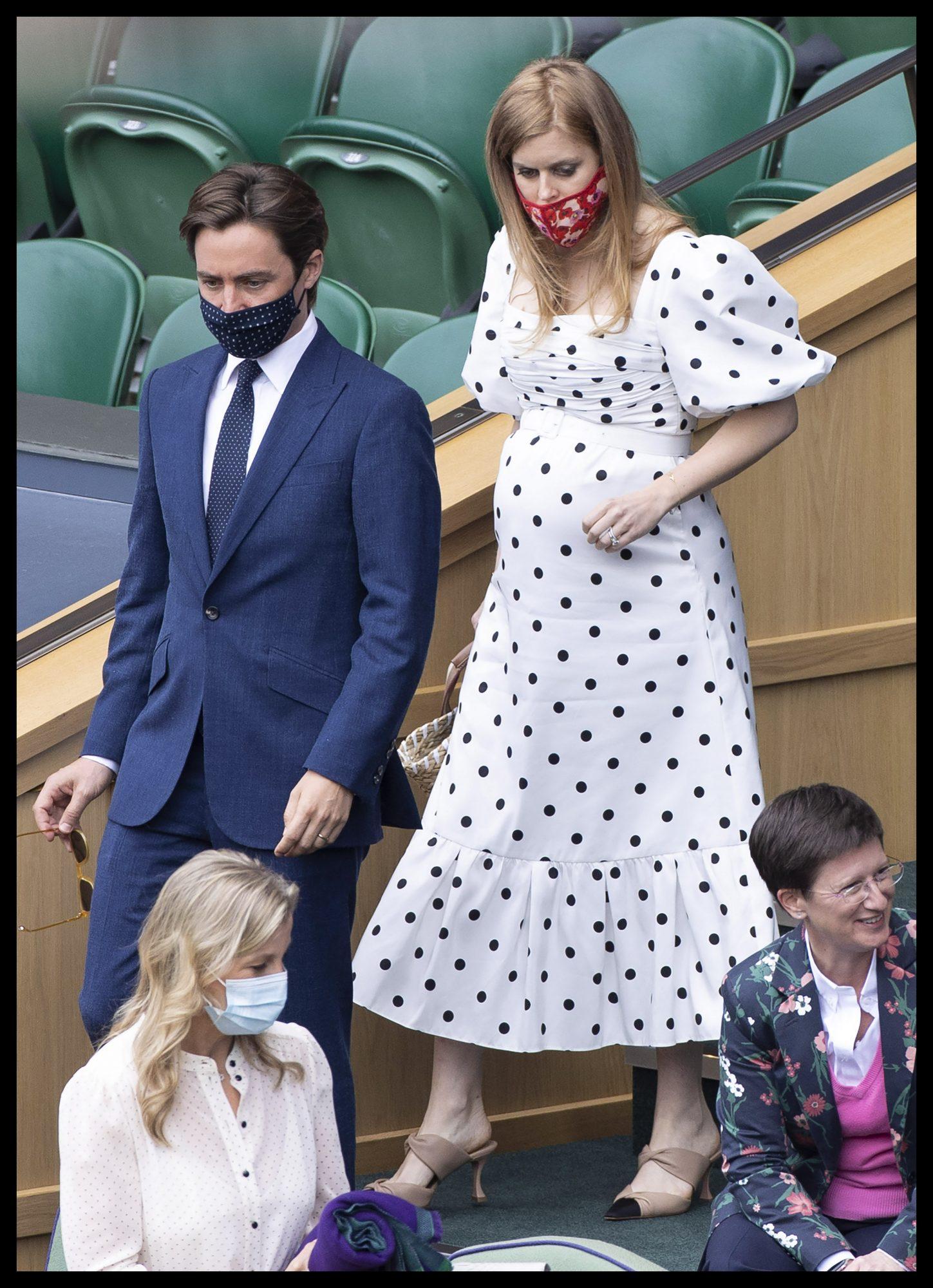 Look del día, Princesa Beatrice
