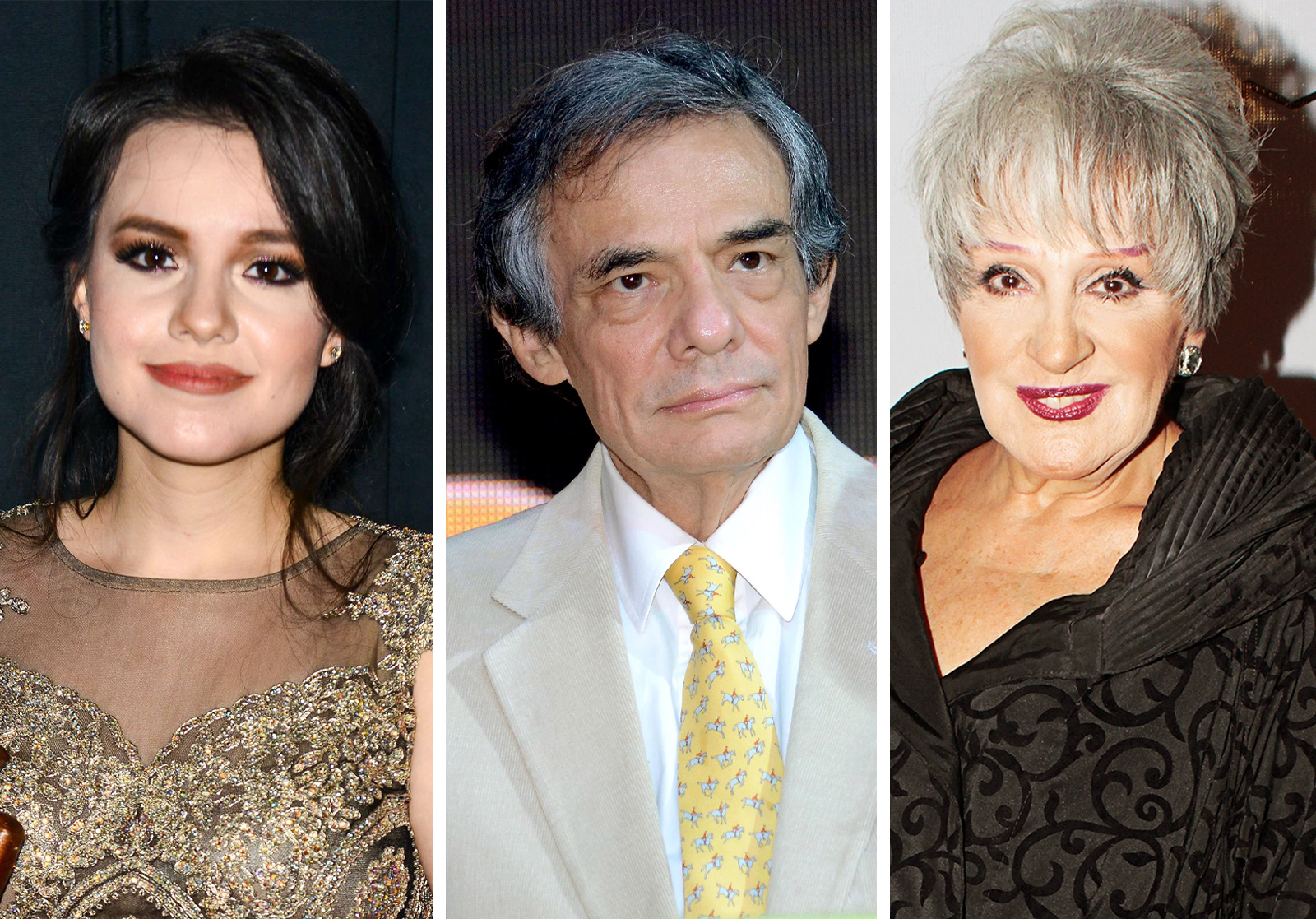 Sara Sosa, Jose Jose y Anel