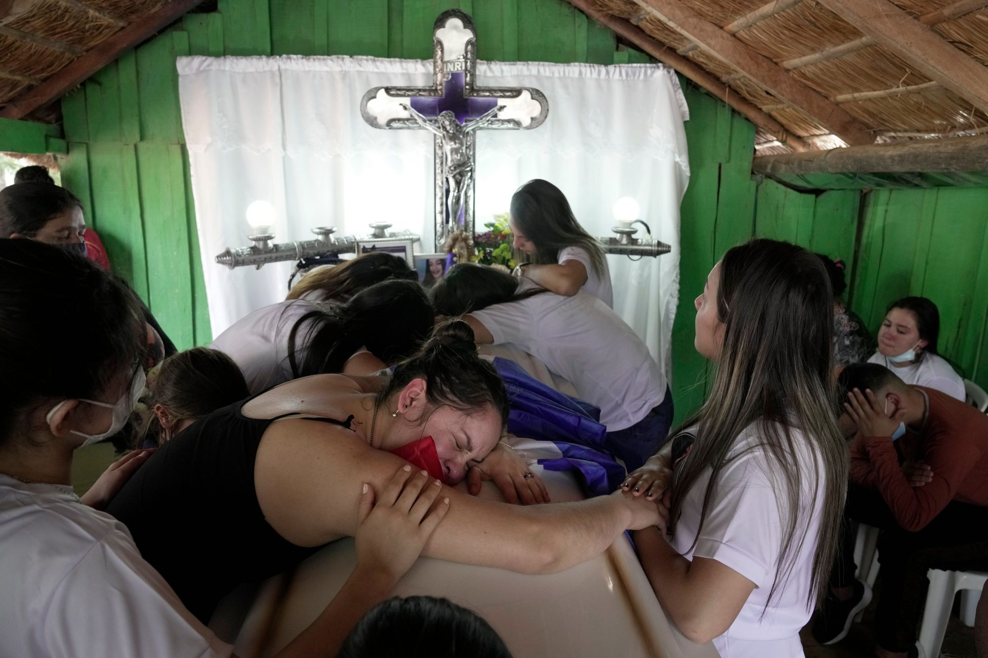 Leidy Vanessa Luna Villalba - surfside victima