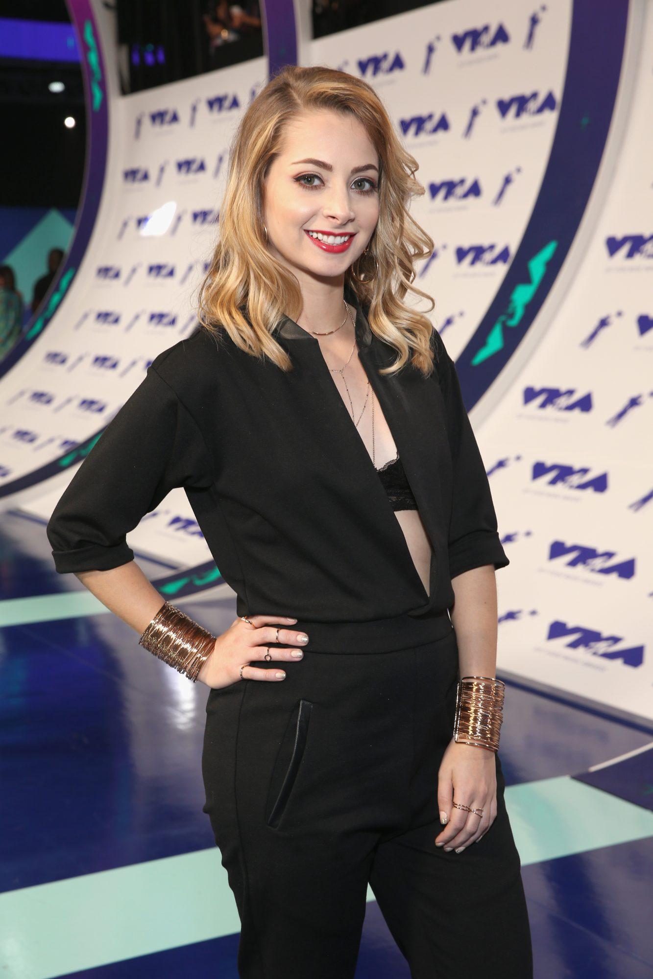 "Yoss Hoffman ""YosStop"" 2017 MTV Video Music Awards - Red Carpet"