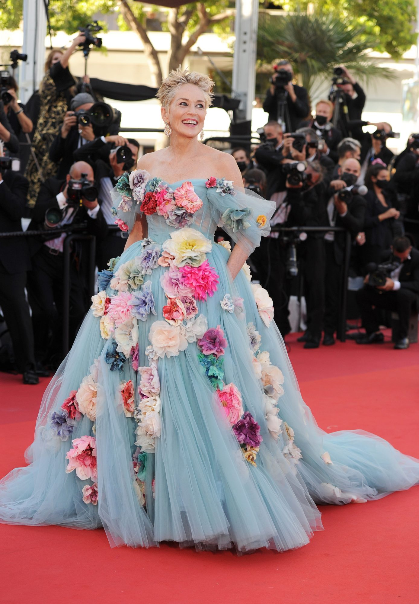 Sharon Stone, Cannes