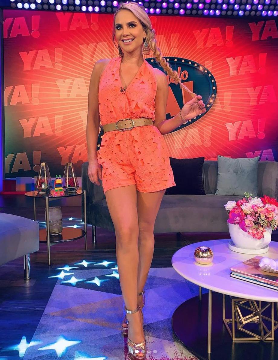 Ximena Cordoba, look del dia