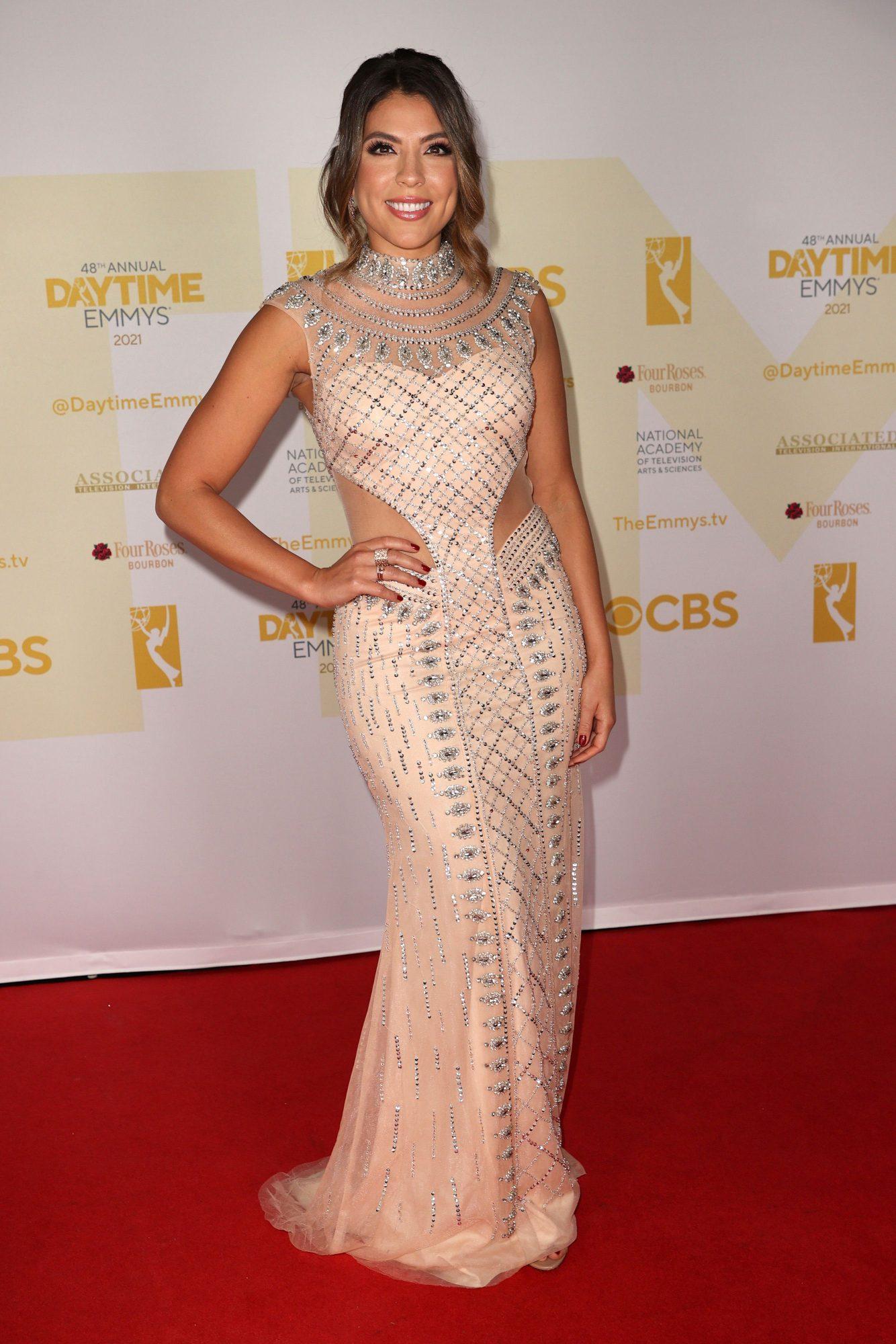 Nicole Suarez, Premios Emmy, Look
