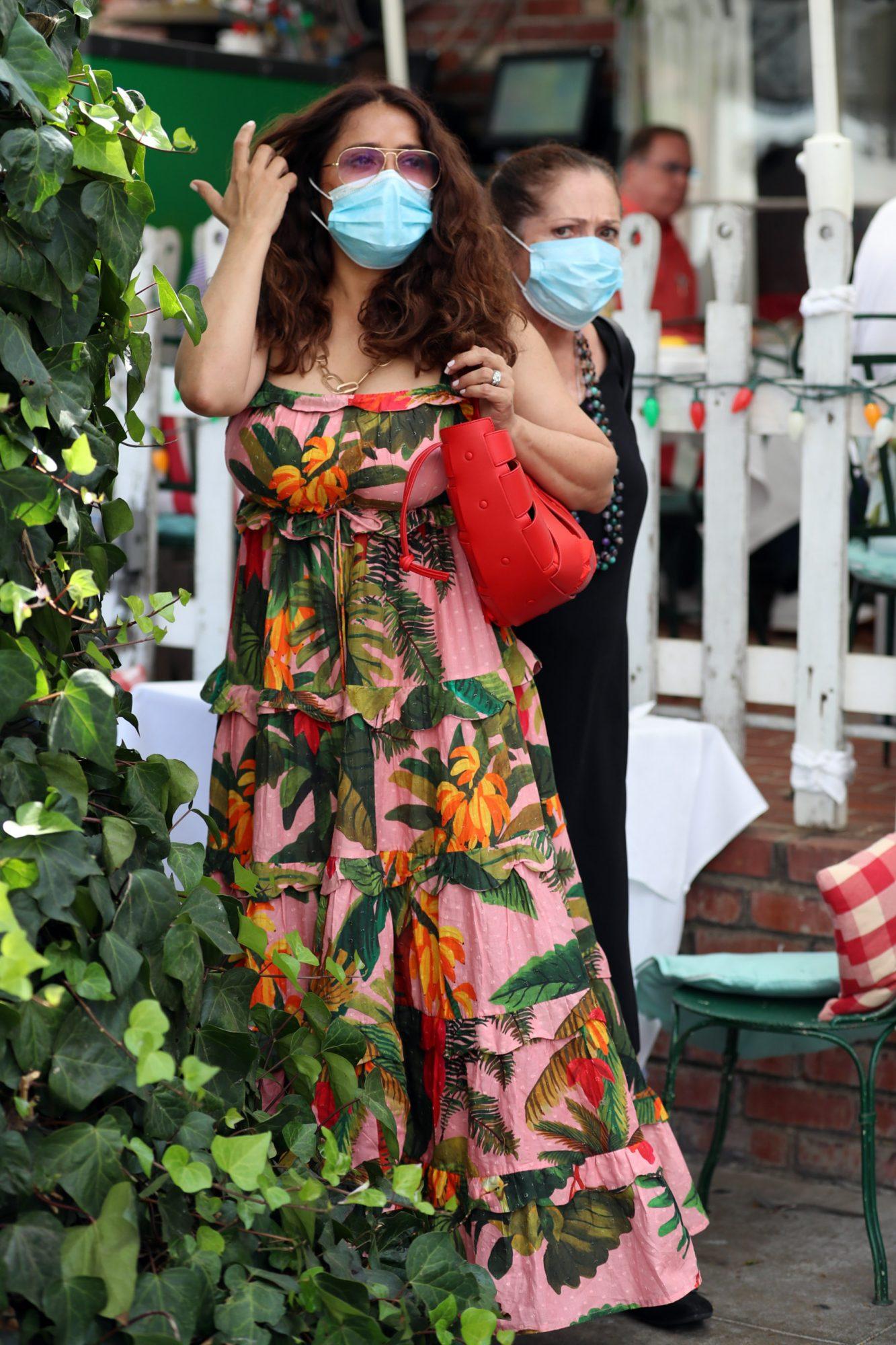 Salma Hayek, Beverly Hills