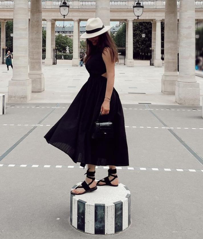 Chiquinquira Delgado en Paris