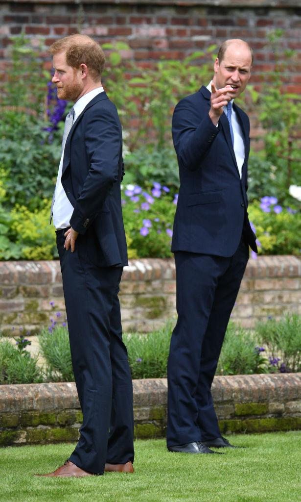 Harry & William