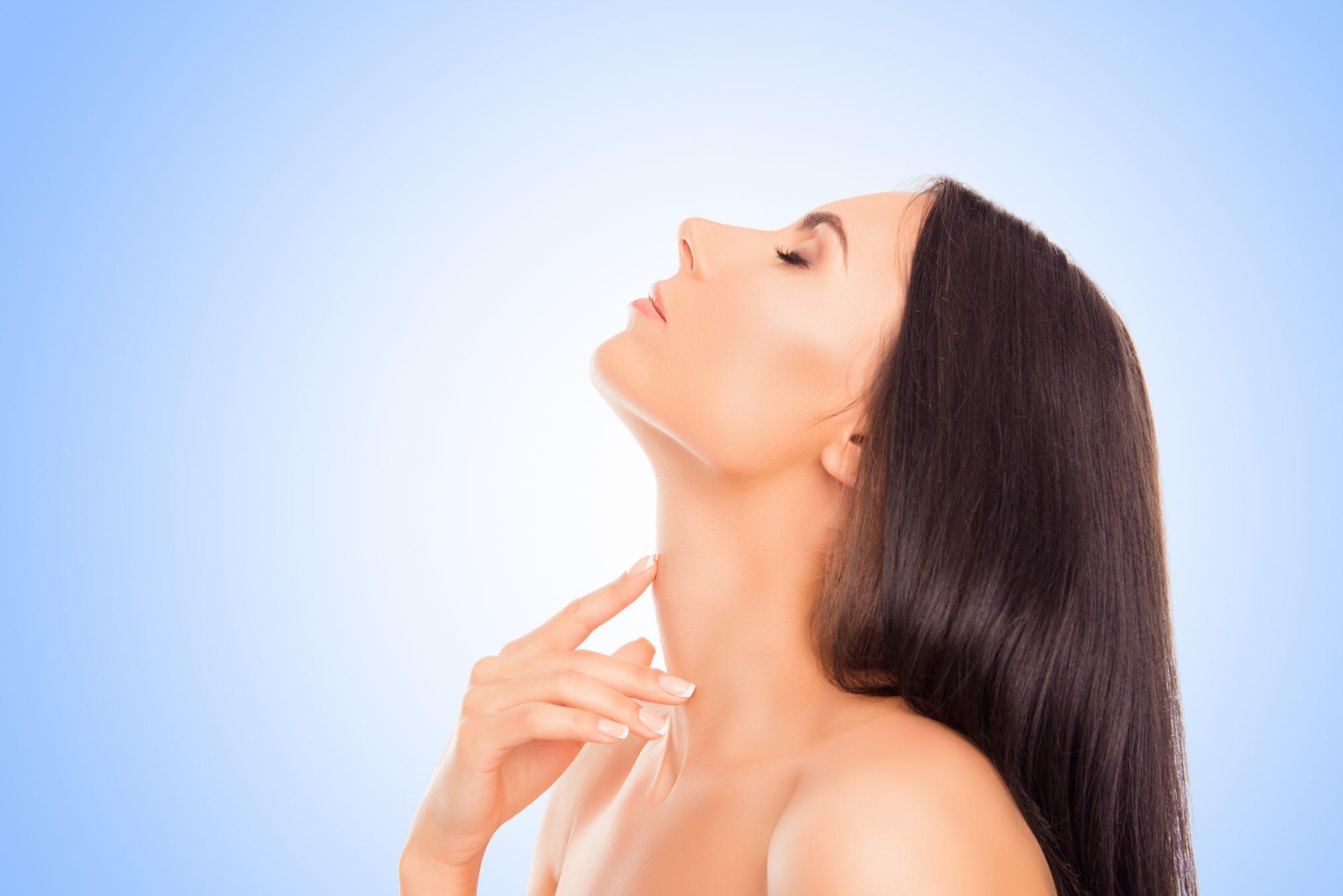 Cuello, antiarrugas, procedimientos, doctor campos