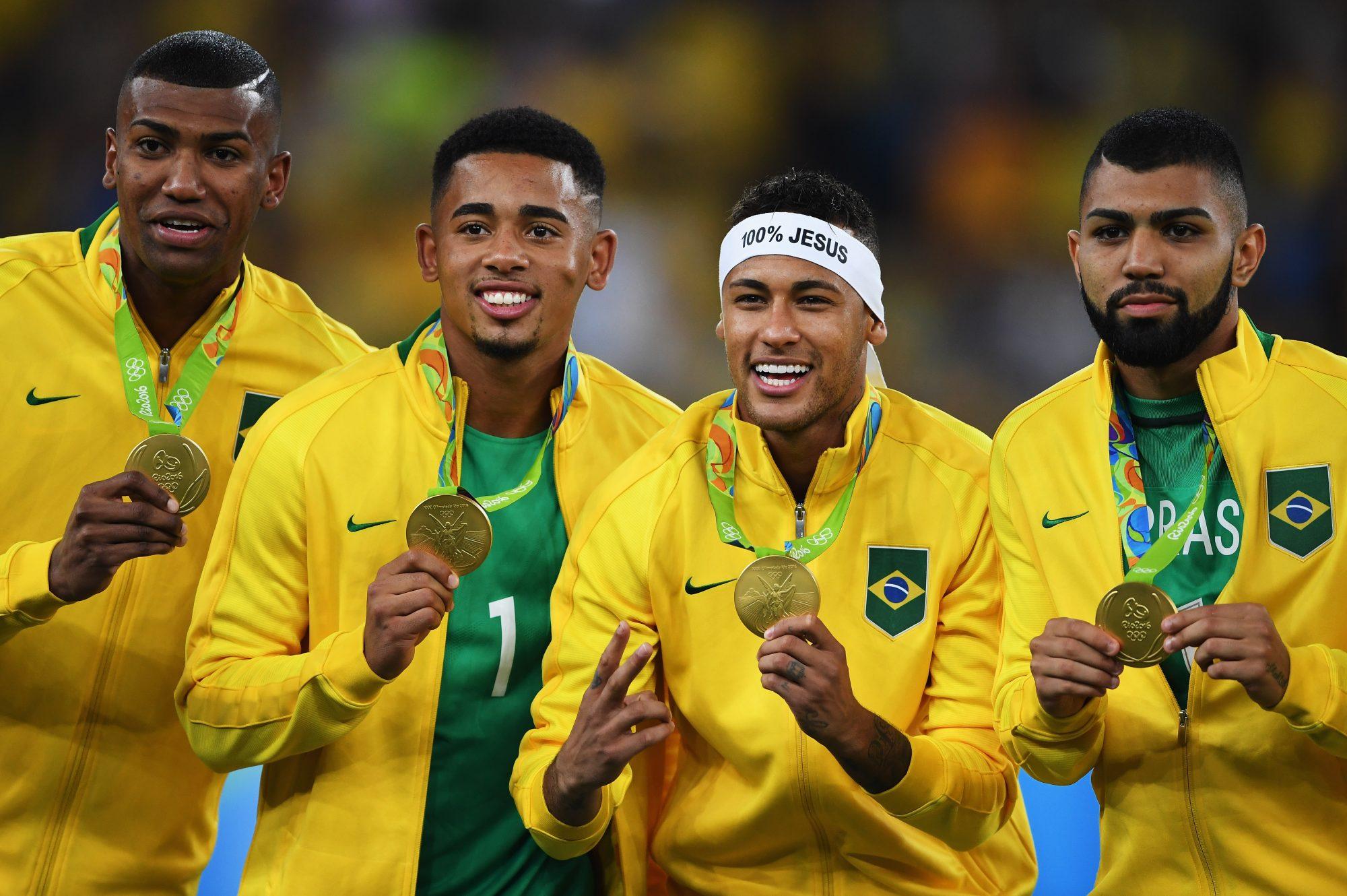Brasil campeón Olímpico 2016.