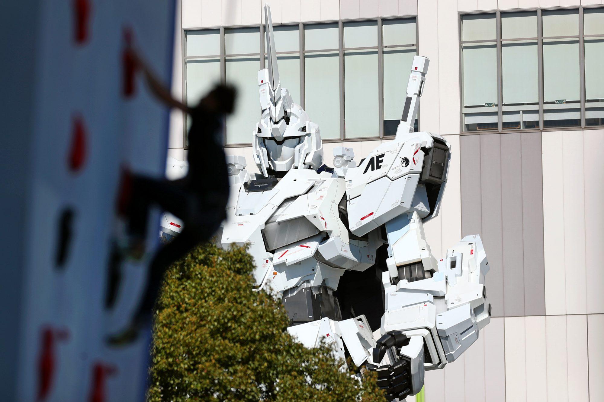 Escalada en Tokio.