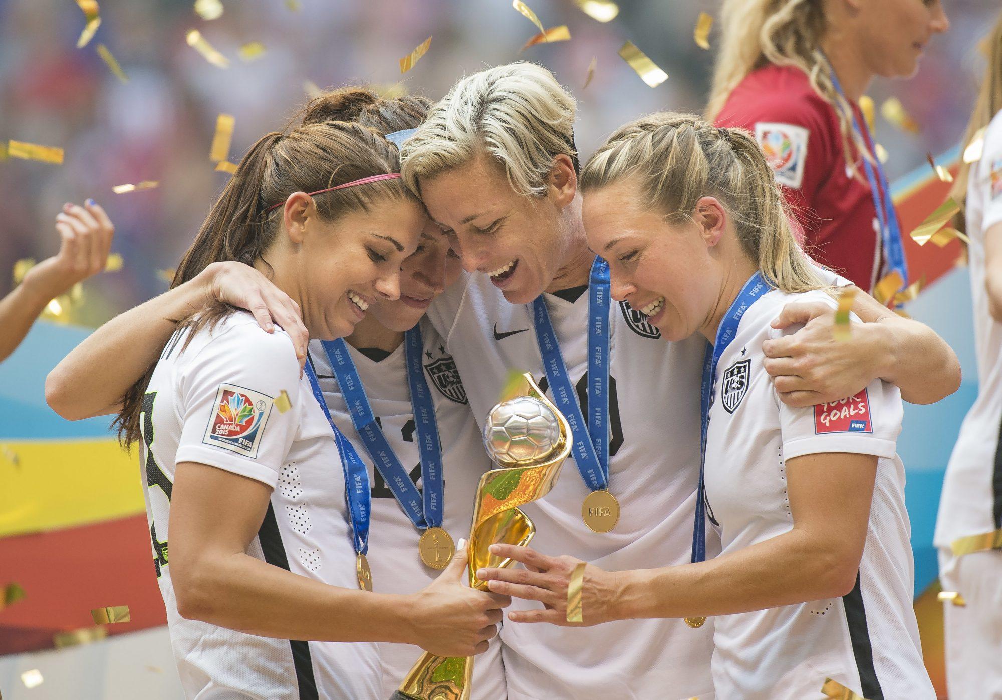 Equipo femenino de fútbol de Estados Unidos