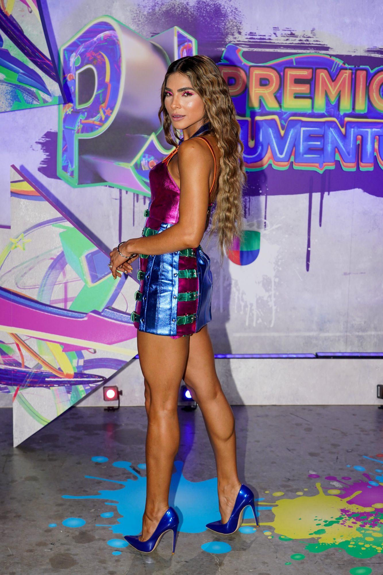 Alejandra Espinoza en Premios Juventud 2021