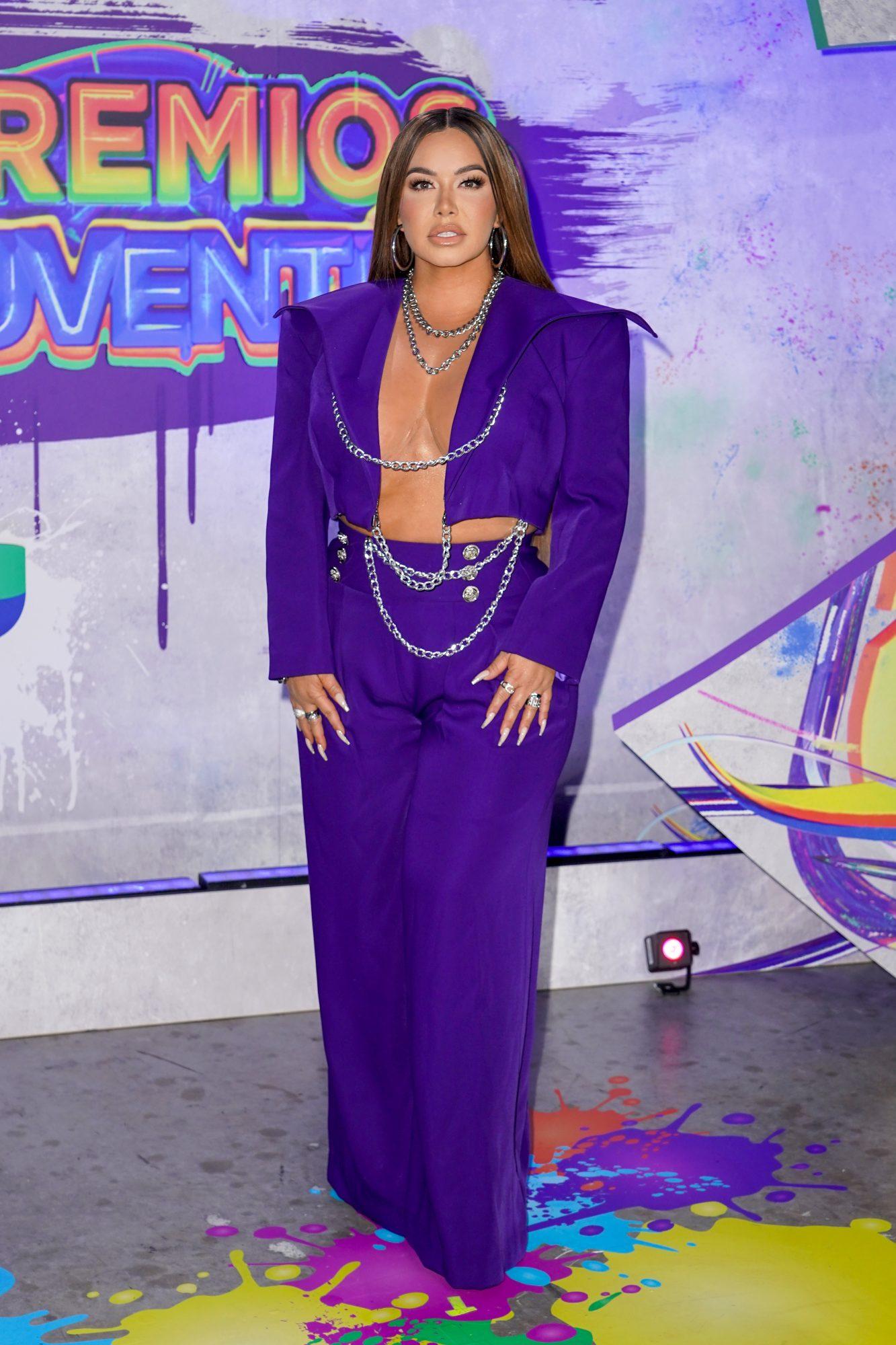 Chiquis Rivera en Premios Juventud