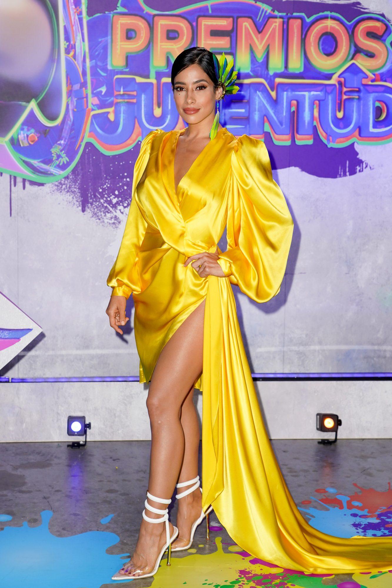 Fatima Molina en Premios Juventud