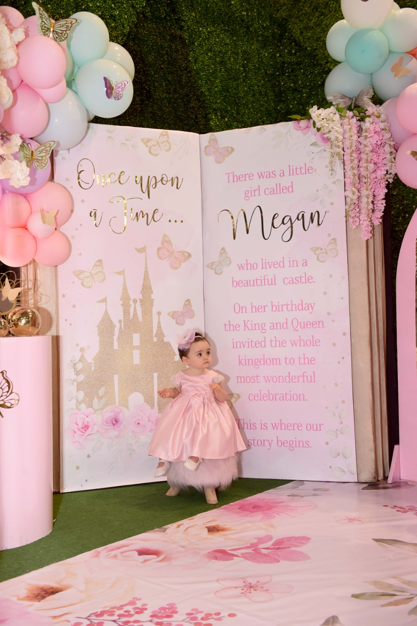 Megan, hija de Michelle Galván