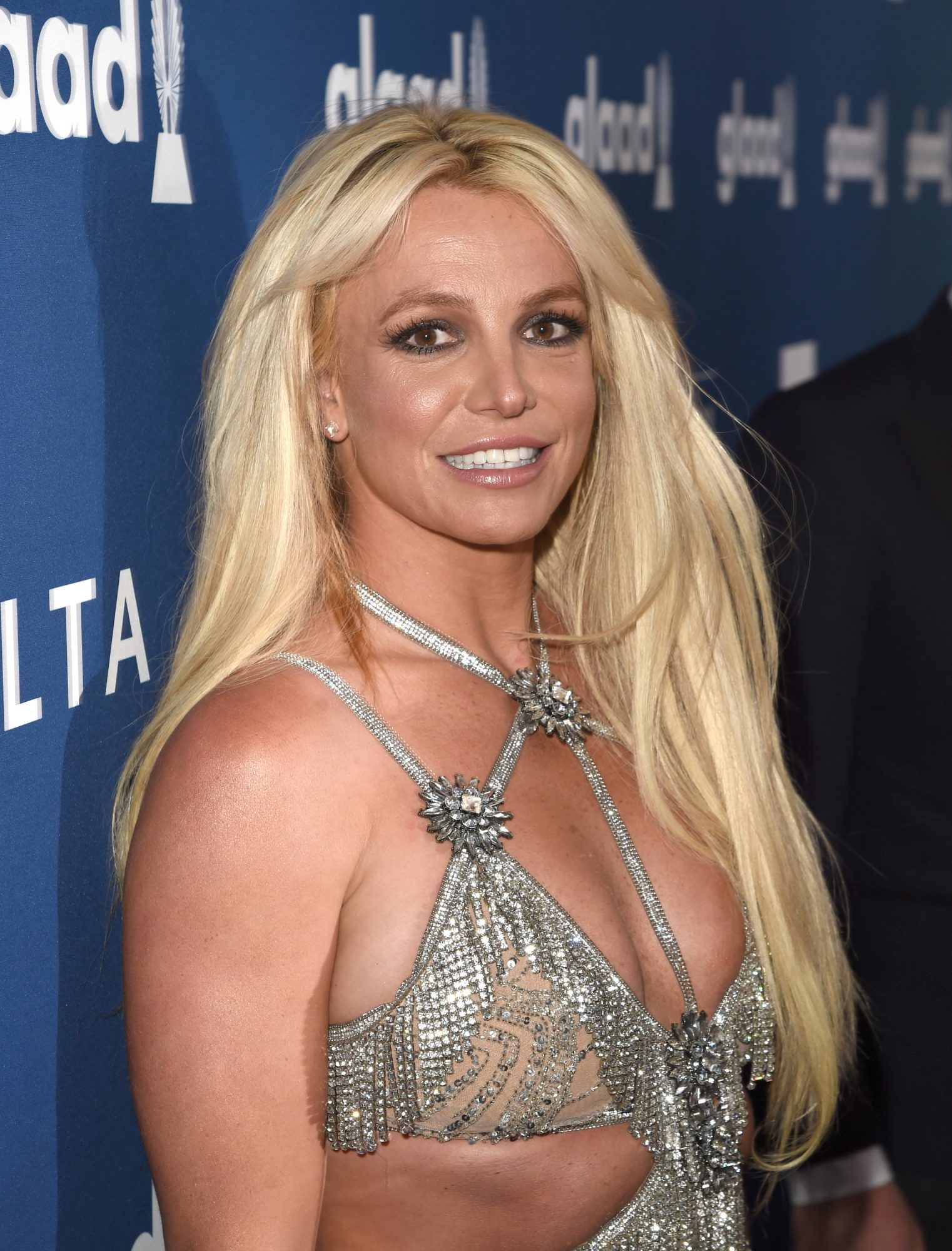 Britney Spears -29th Annual GLAAD Media Awards Los Angeles - Red Carpet