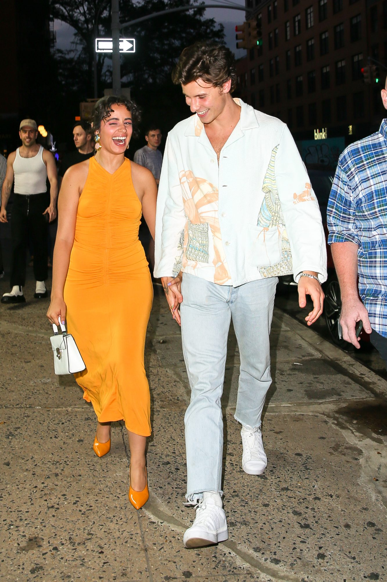 Camila Cabello And Shawn Mendes Are All Loved Up On Date Night After Her Appearance On Jimmy Fallon