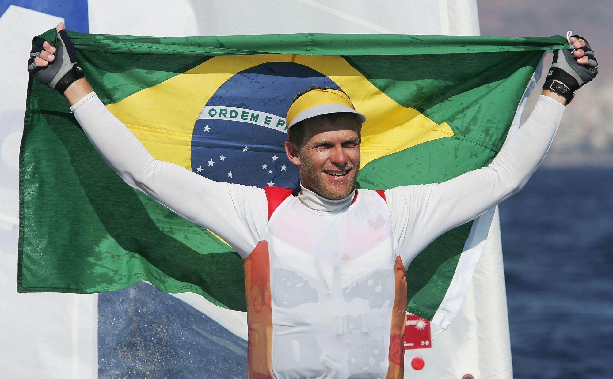 Cinco medallas hacen de este regatista el atleta más galardonado de Brasil. Fue campeón olímpico en Atlanta 1996 y Atenas 2004, ganó medallas de plata en Sídney 2000 y Pekín 2008, además de una presea de bronce en Londres 2012.