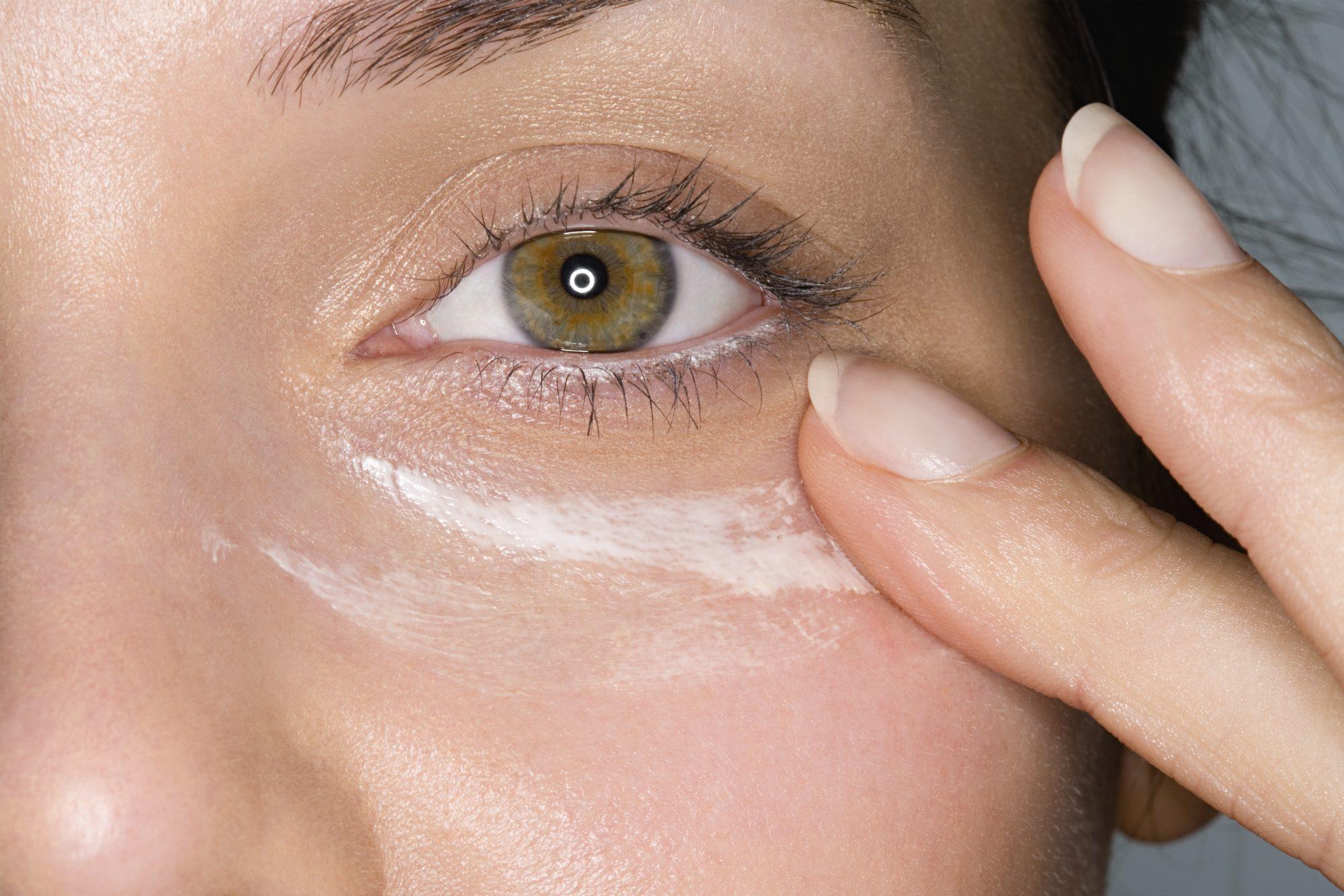 crema para el area de los ojos