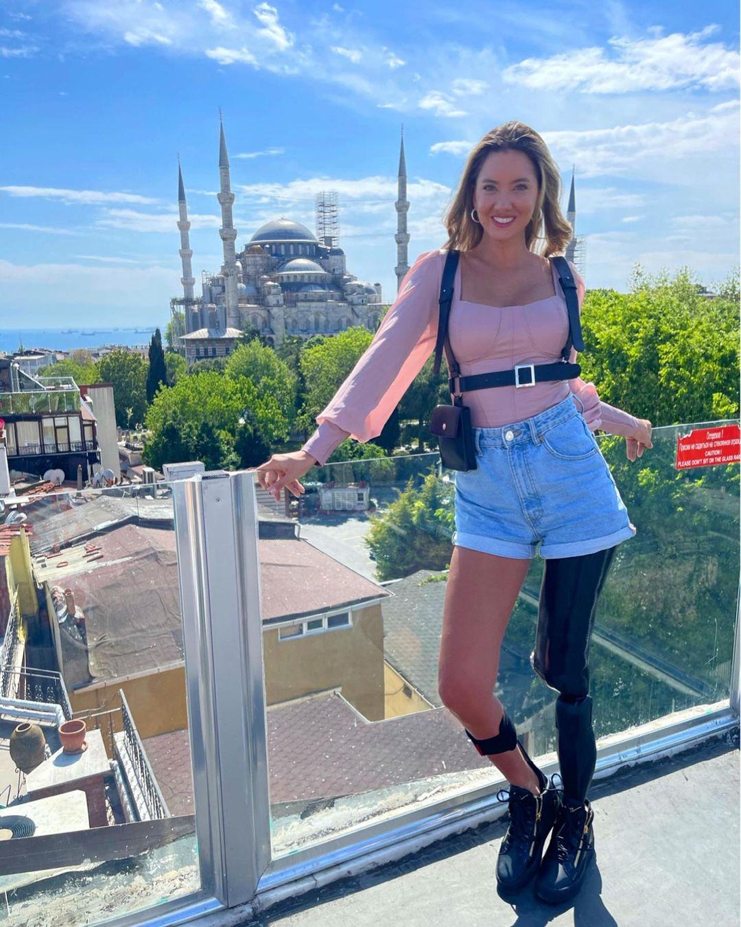 Daniela Alvarez Istambul
