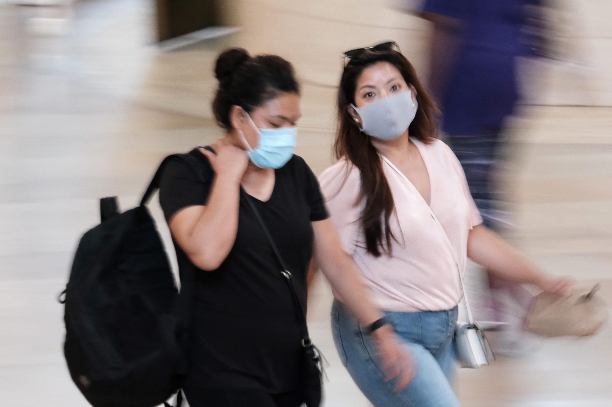 CDC nuevas recomendaciones sobre el uso de mascarillas