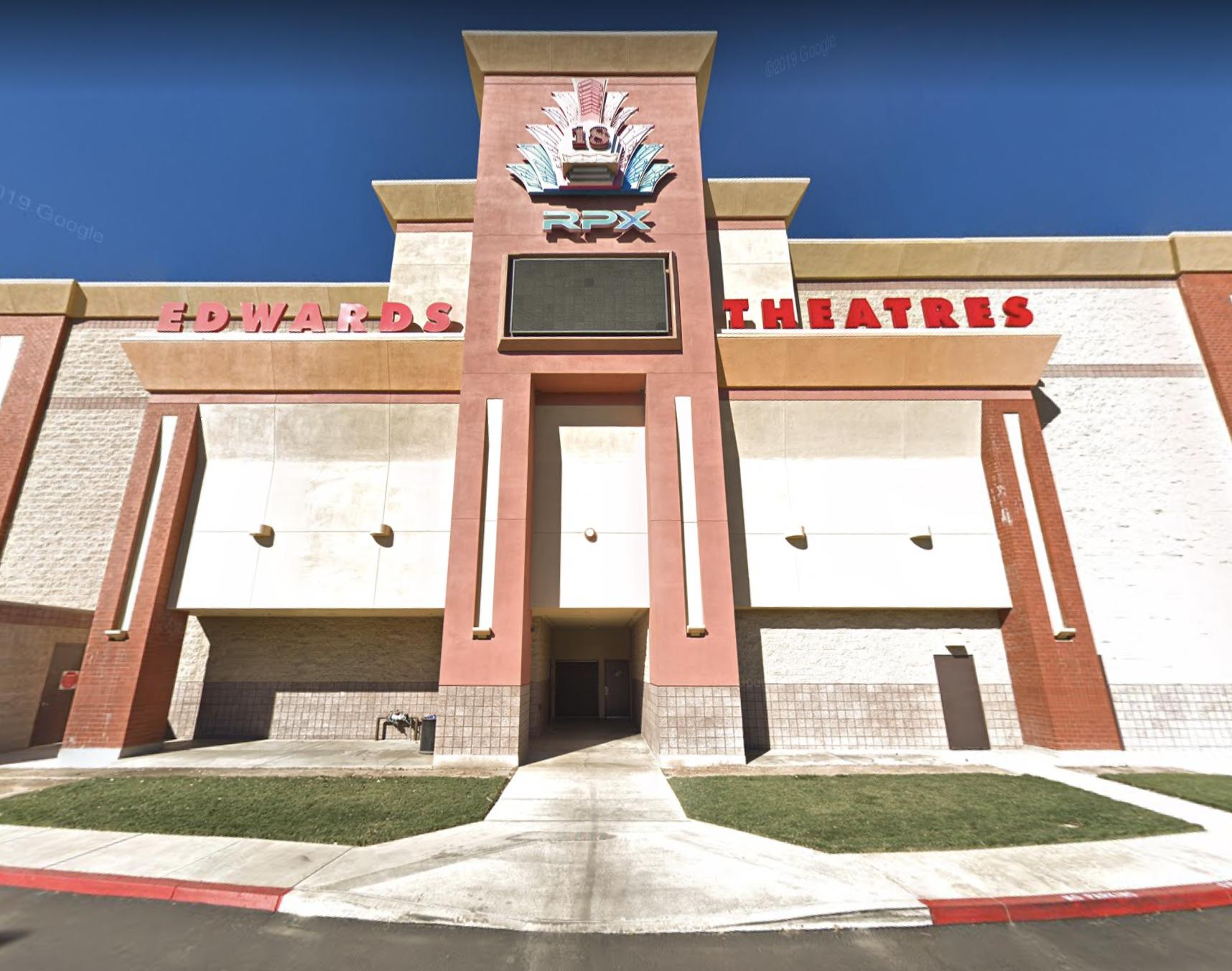 Regal Edwards Corona Crossings theater