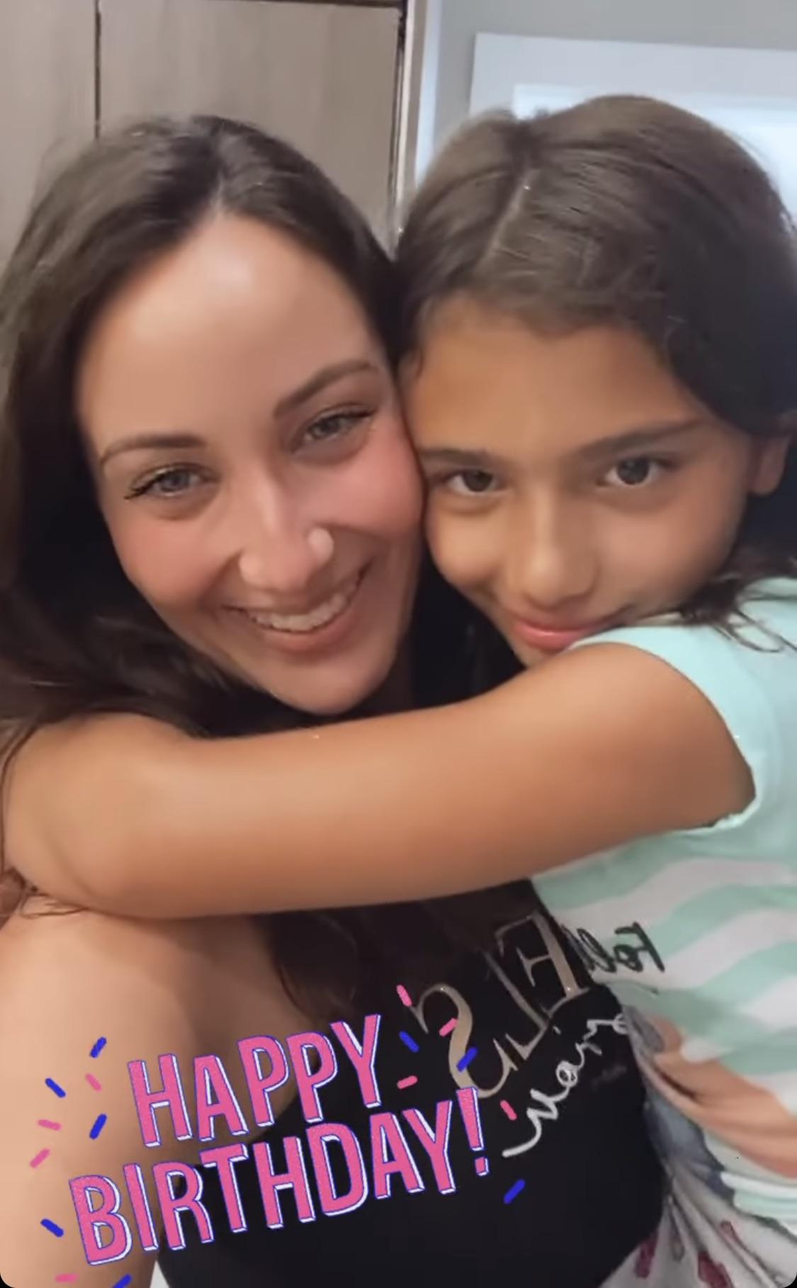 Karla Monroig hija