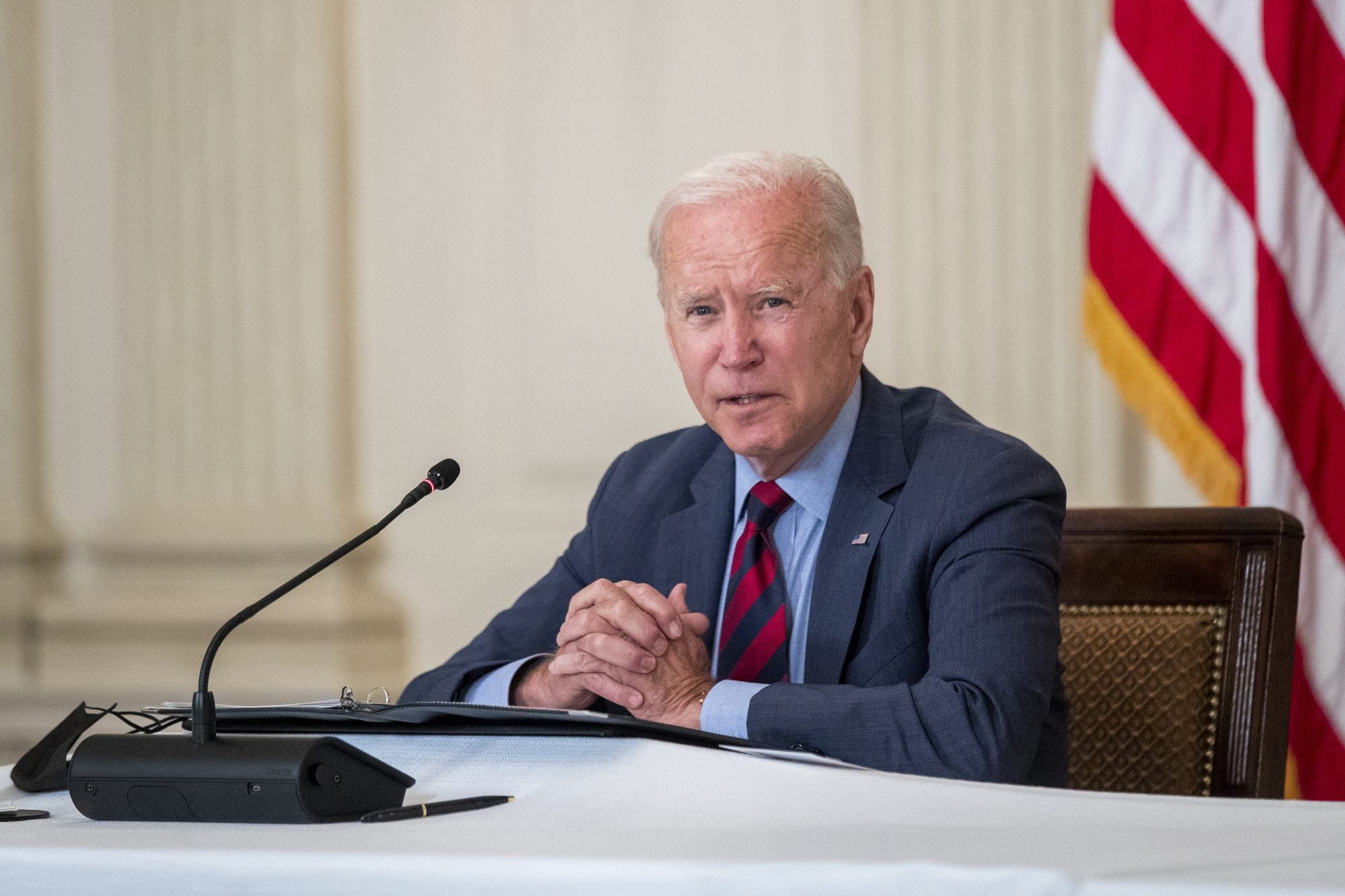 President Biden Meets With Latino Community Leaders