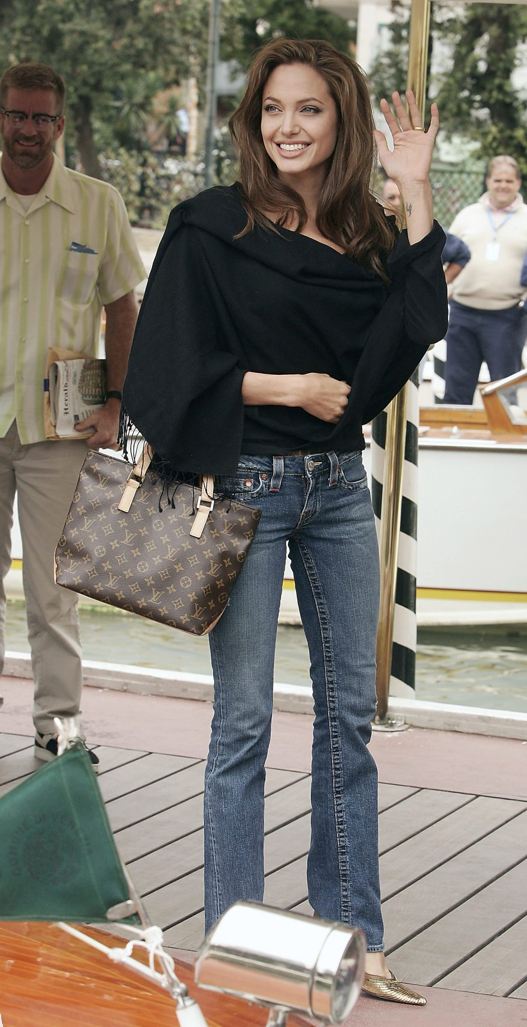 Louis Vuitton, Angelina Jolie