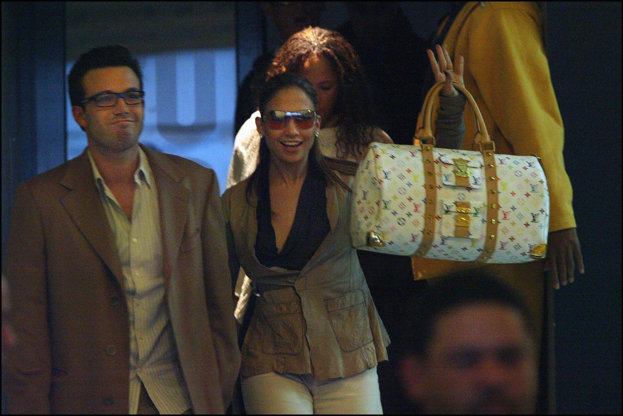 Louis Vuitton, Jennifer Lopez, JLo