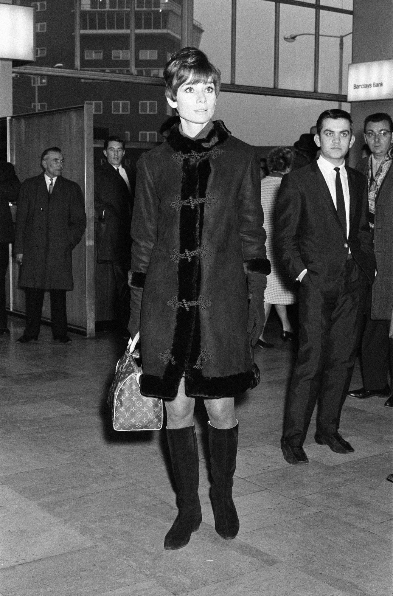 Louis Vuitton, Audrey Hepburn