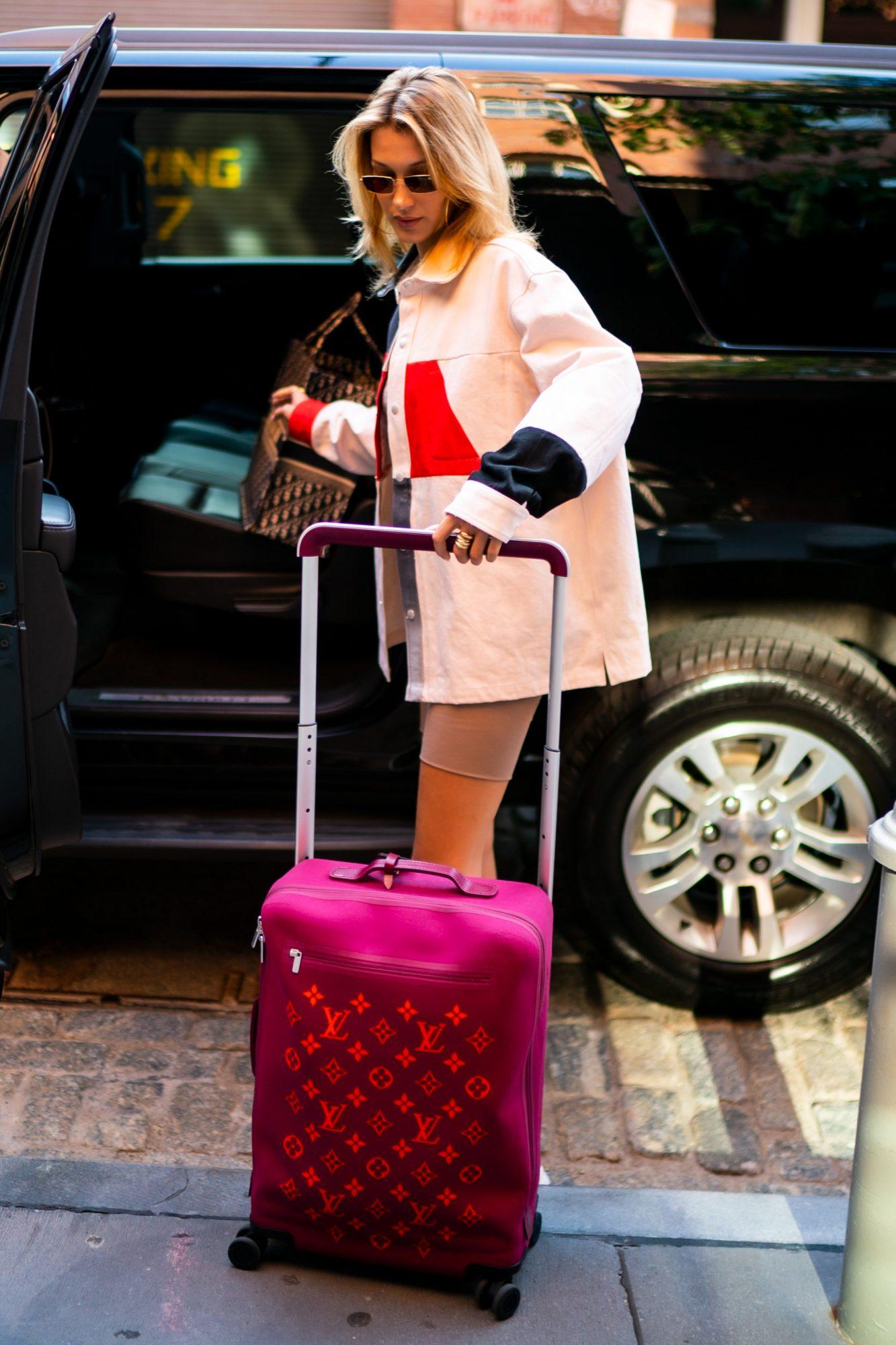 Louis Vuitton, Bella Hadid