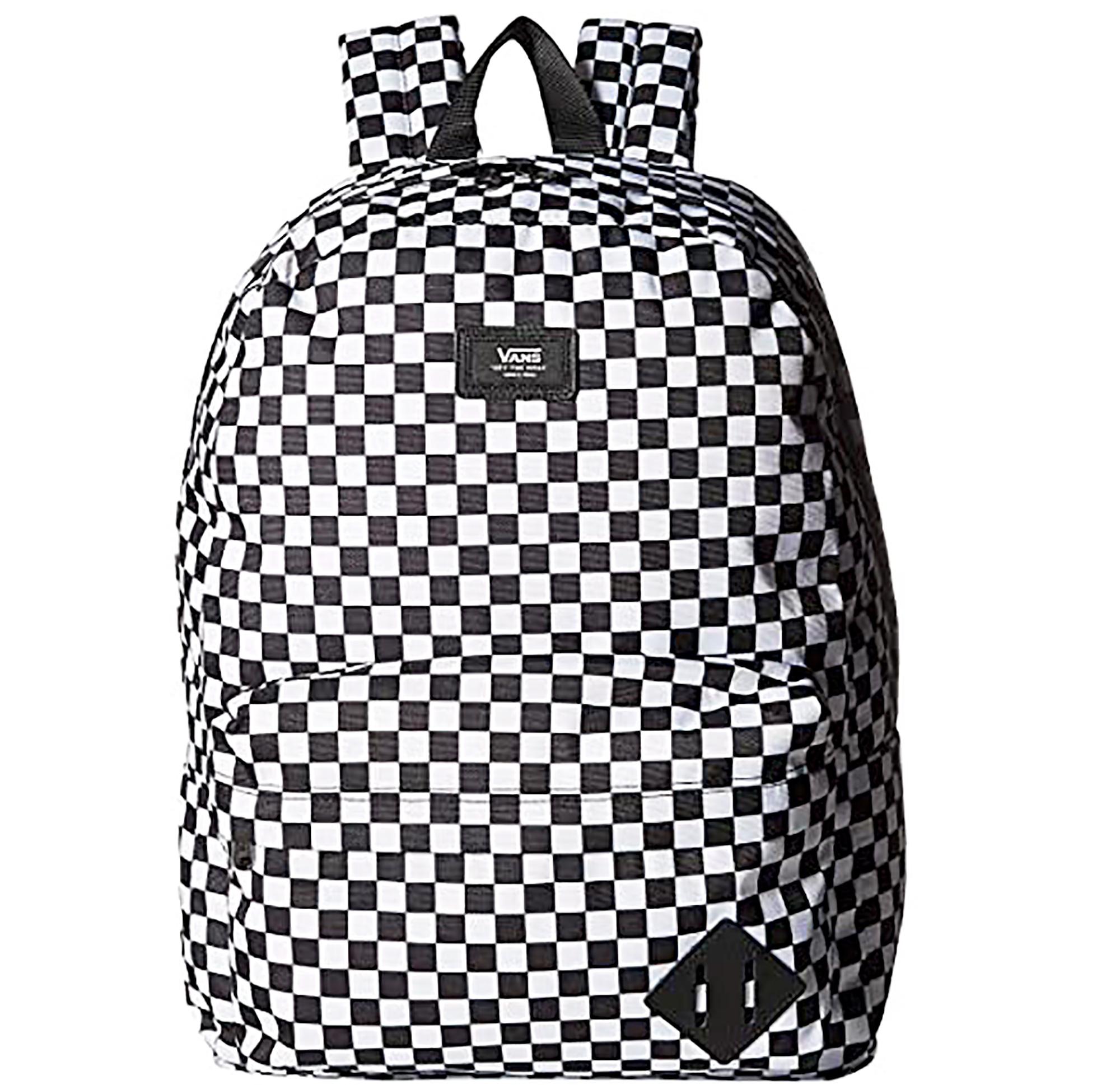 Nada más importante que un buen morral para el regreso al colegio y este modelo clásico de la marca Vans puede ser la opción ideal.                             Precio: $36.00