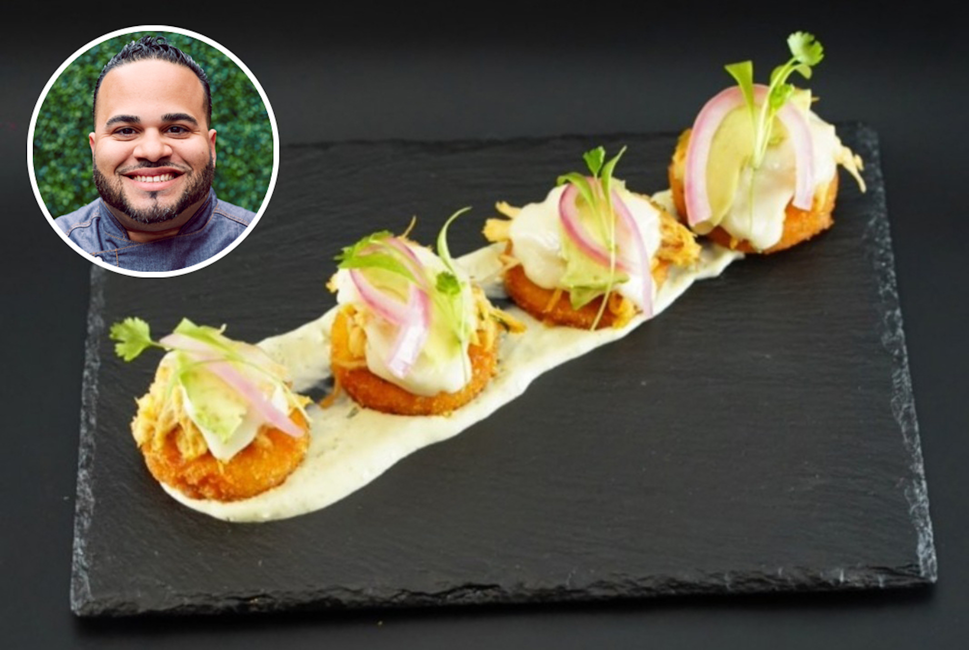 Arepas Chef Kelvin