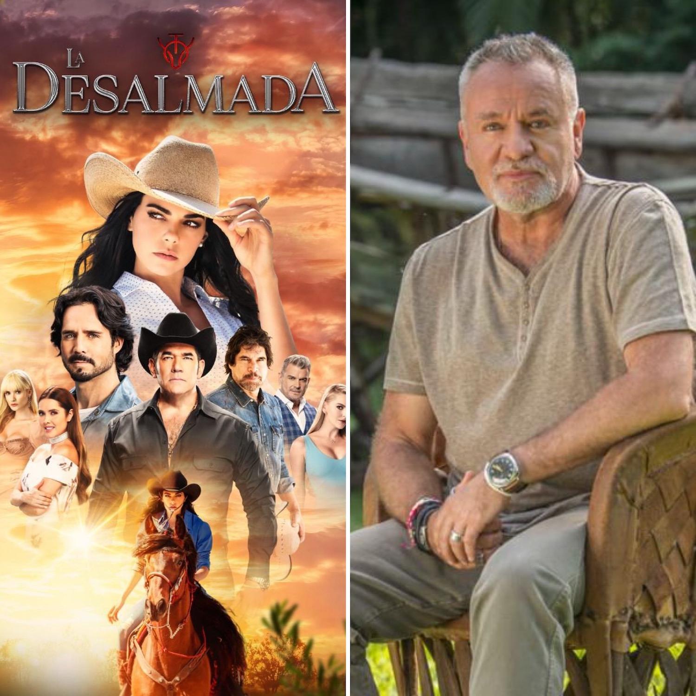 La desalmada; José Alberto Castro, productor de la telenovela