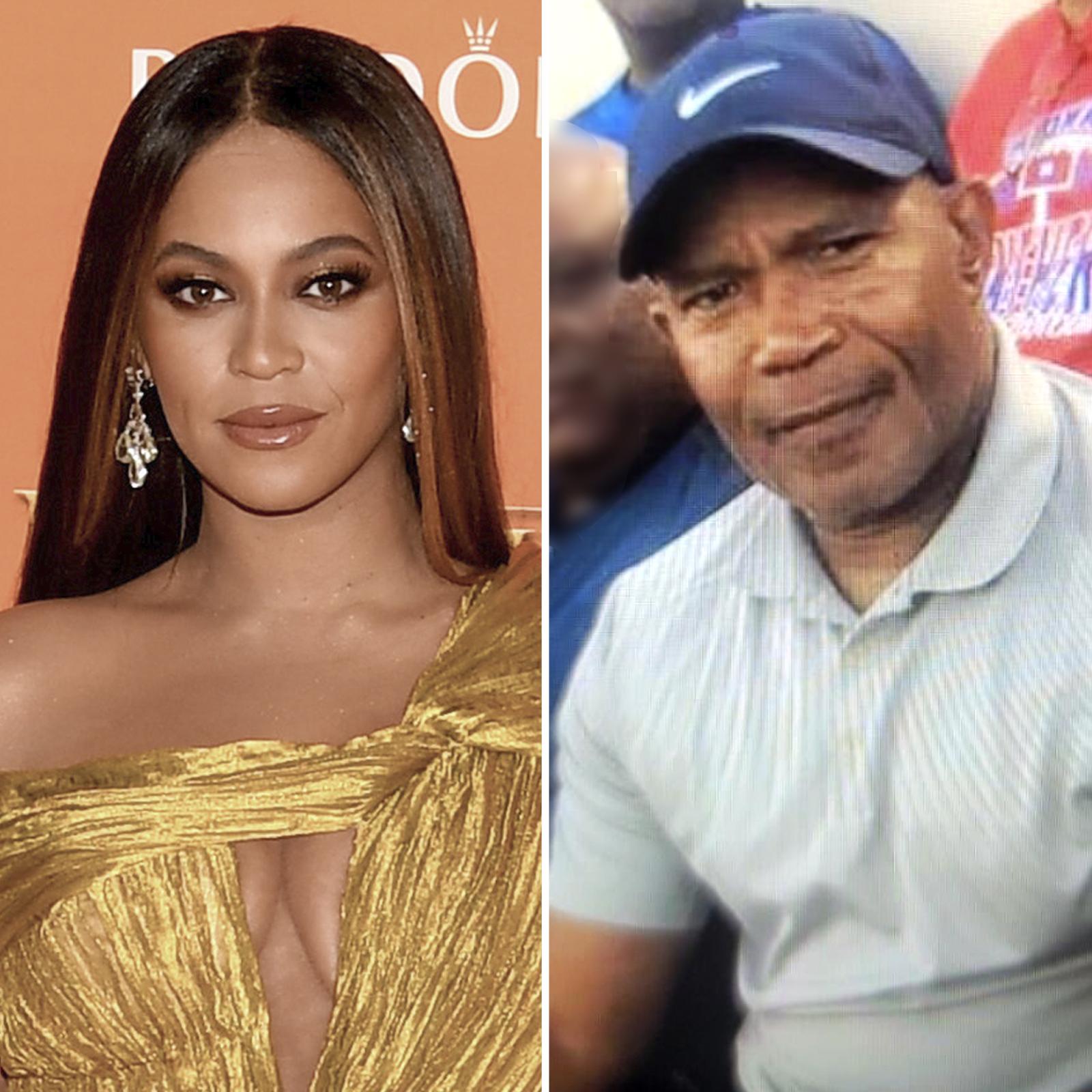 Beyonce y ex Trainer Craig Adams