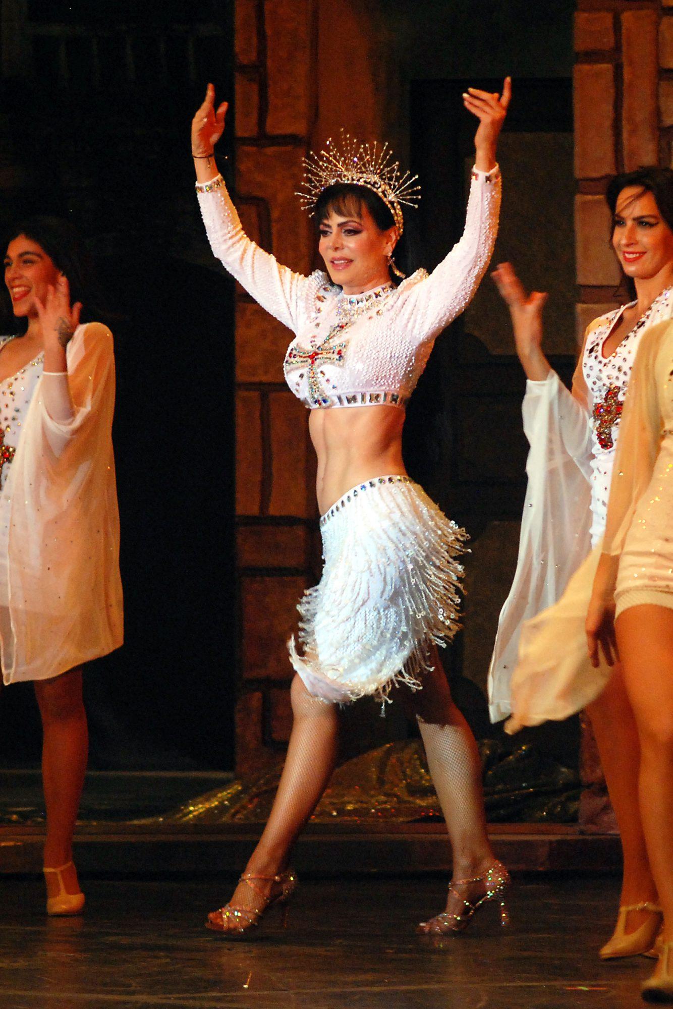 """Maribel Guardia participa en la obra """"El Nuevo Tenorio Cómico"""", puesta en escena producida por Alejandro Gou"""