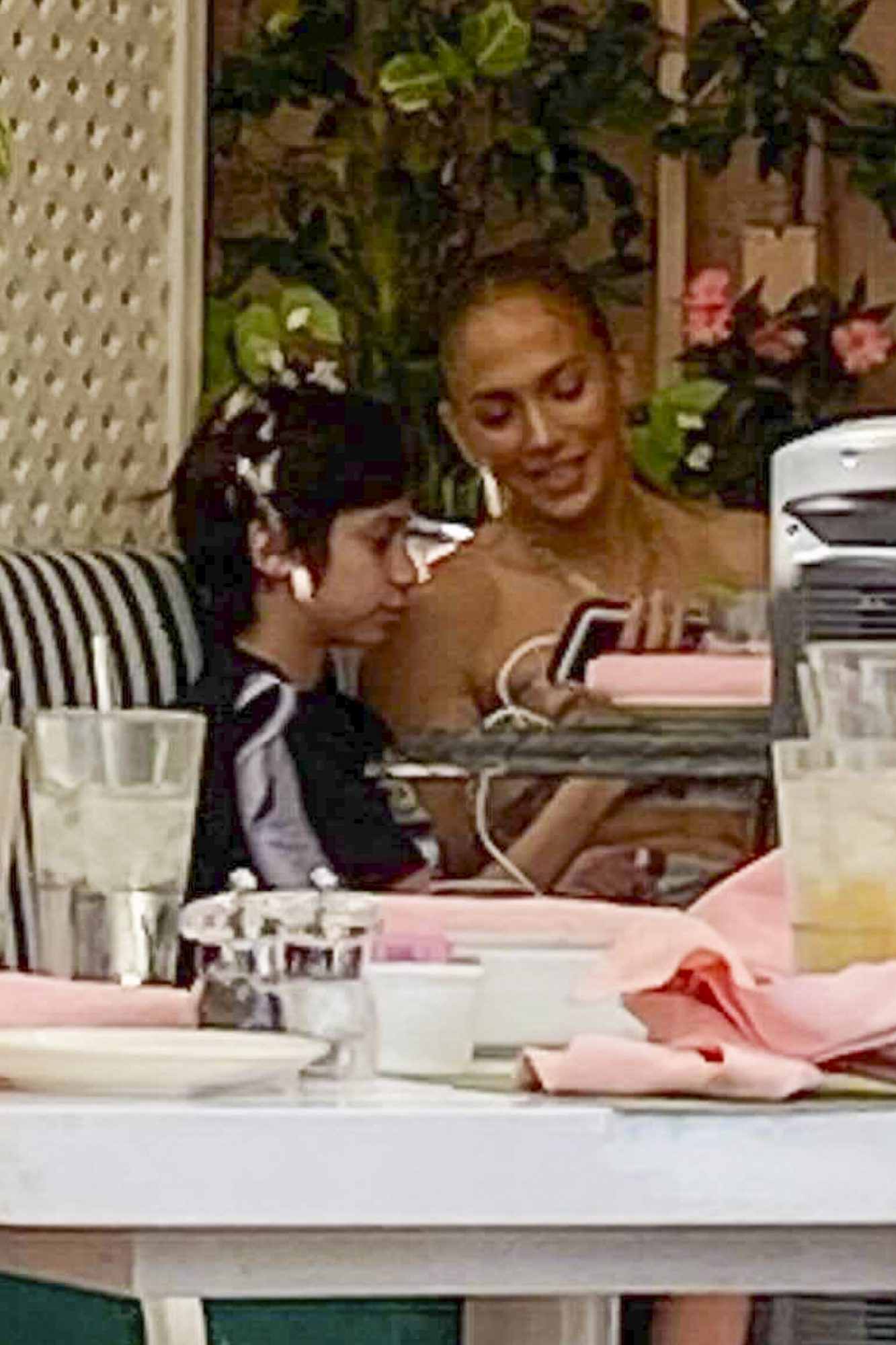JLo Surfaces with Son Max as Ben Enjoys 49th Birthday Alone with Kids