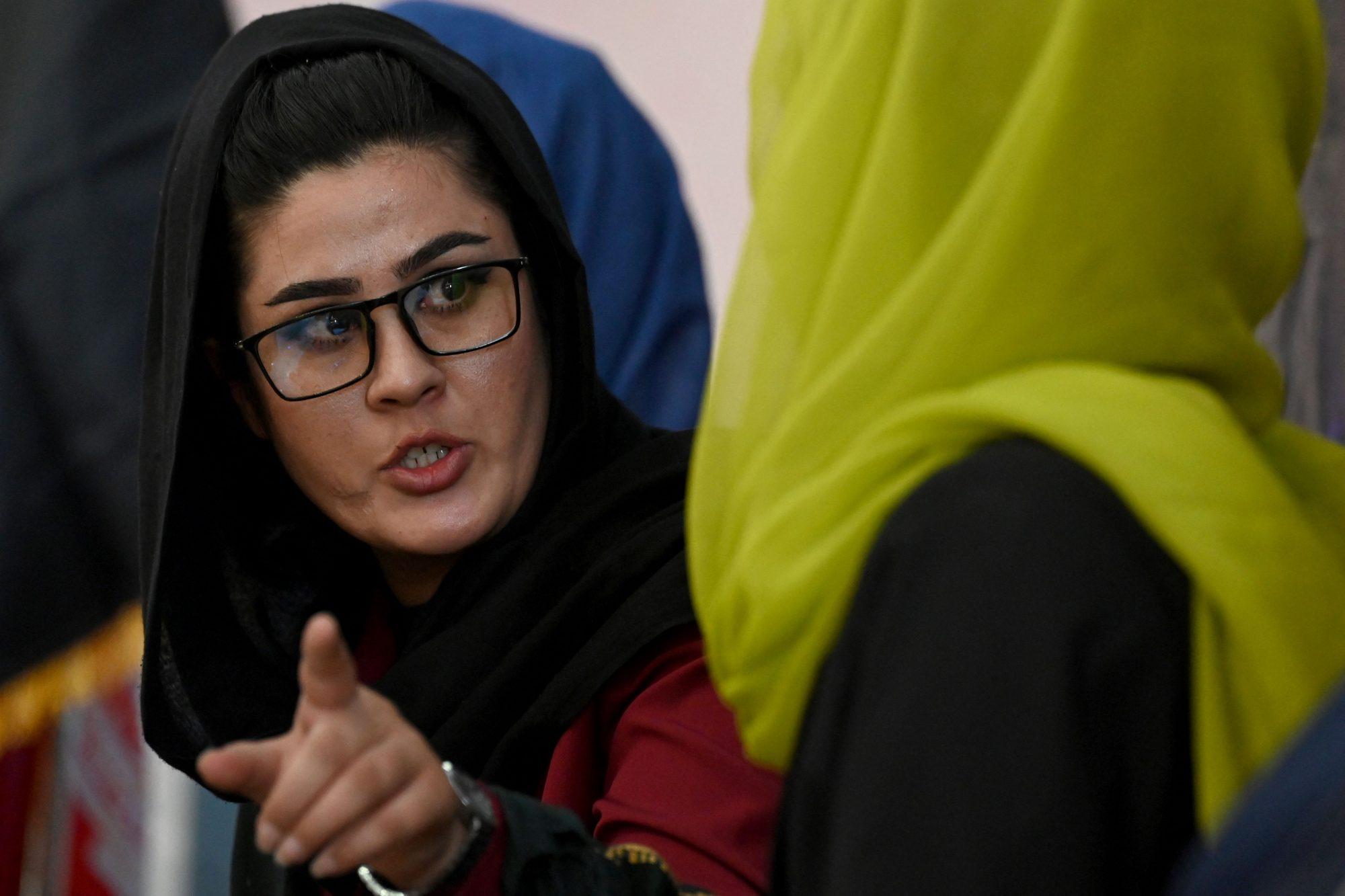 Afganistan mujeres