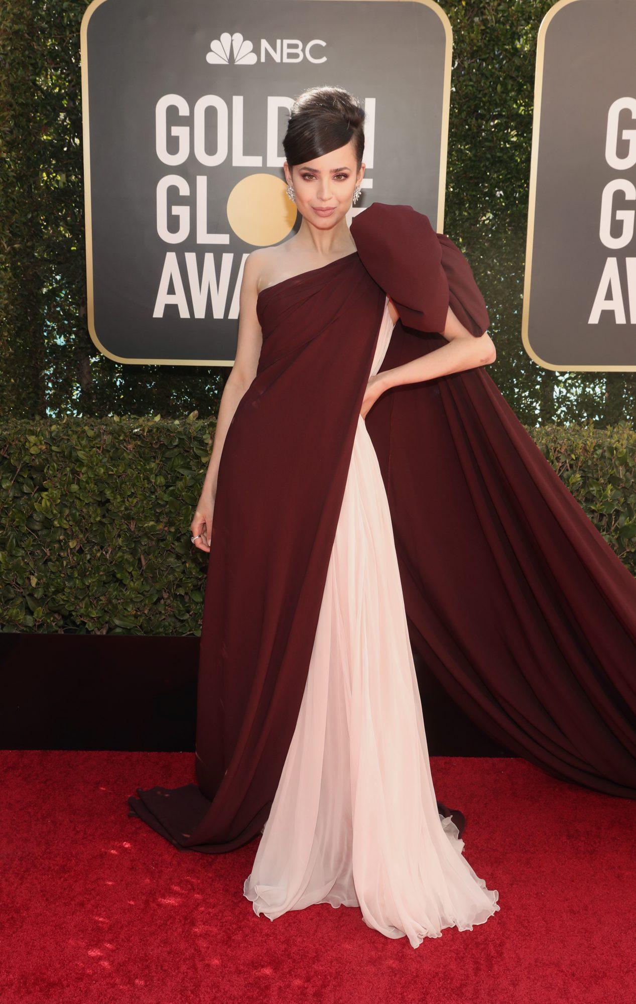 Sofia Carson Golden Globes