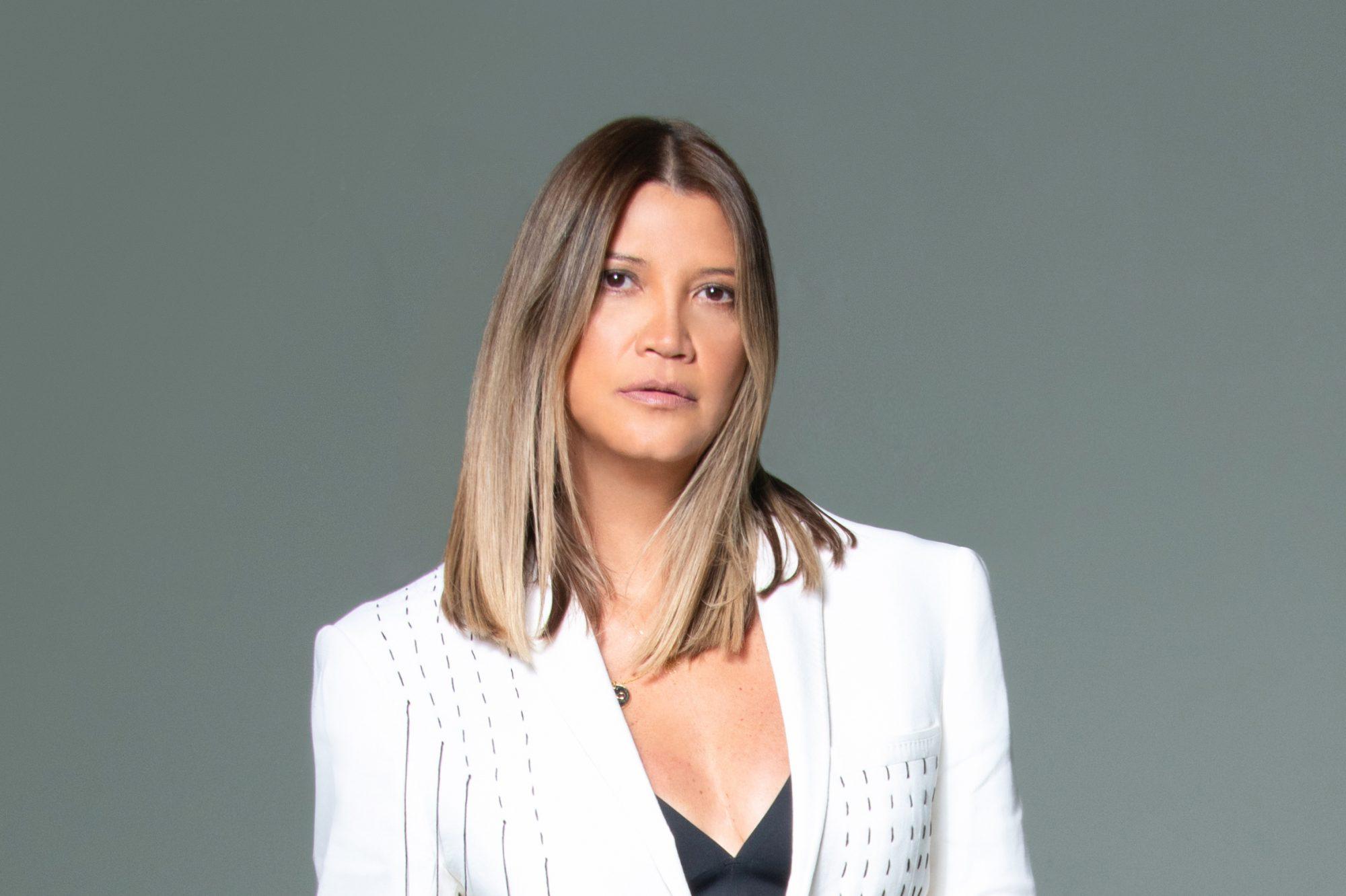 Claudia Zuleta, estilista
