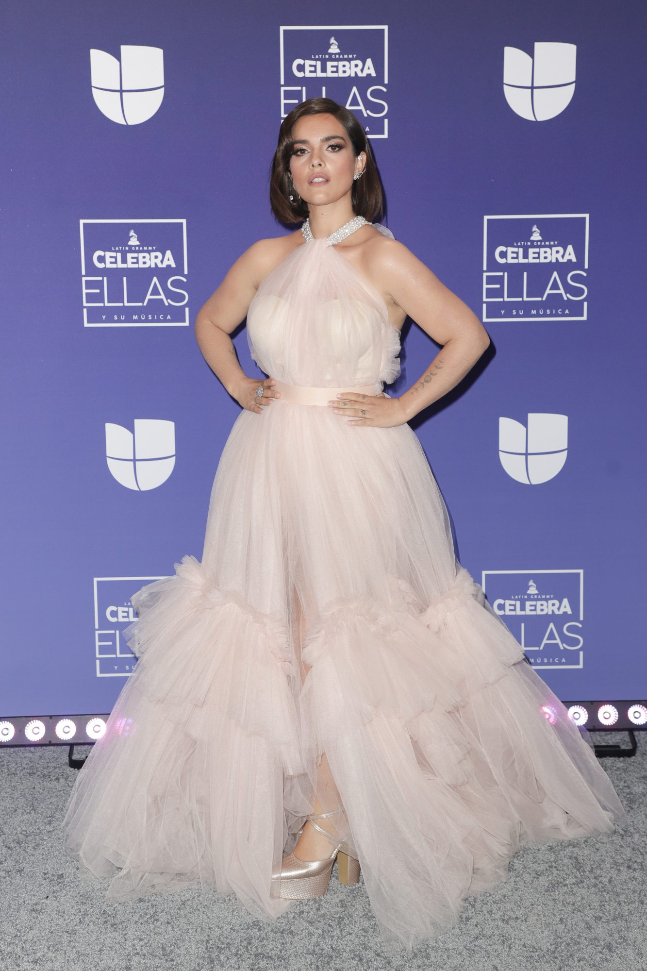 Paula Arenas, Latin Grammy